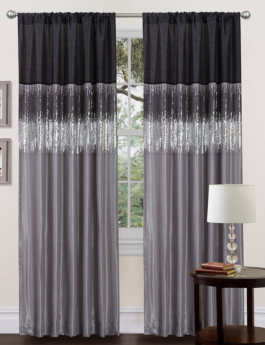 Lush Decor  Curtains & Drapes Window Treatments