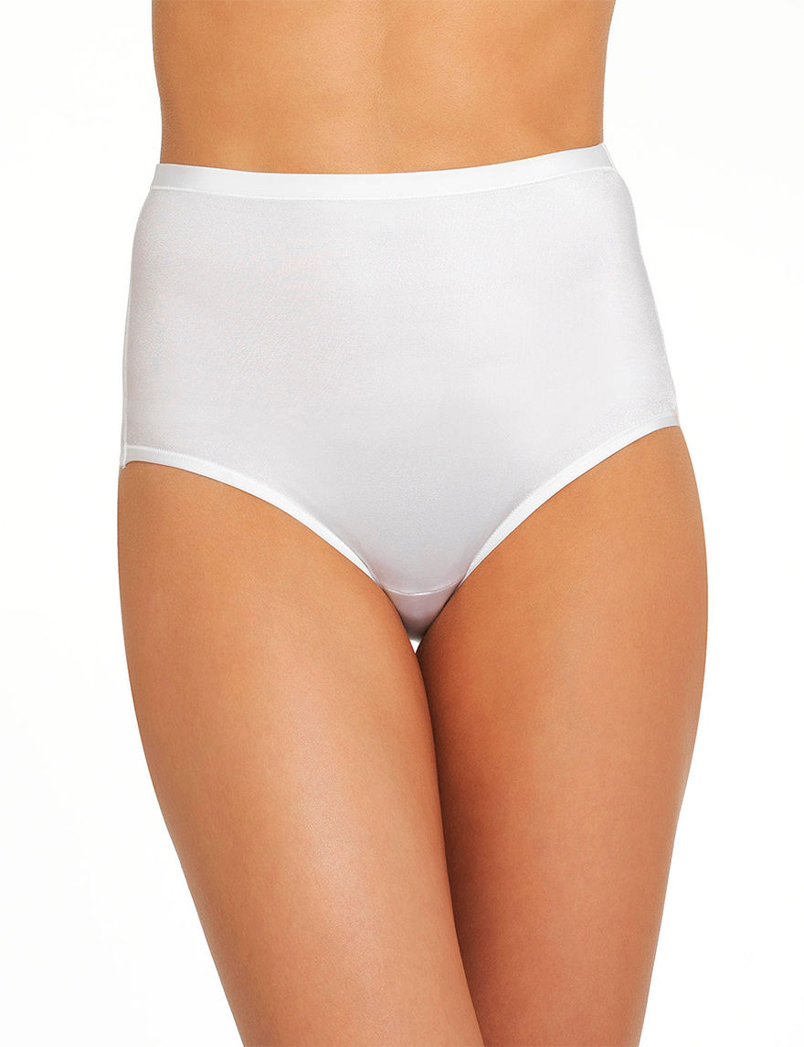 Vanity Fair White Panties