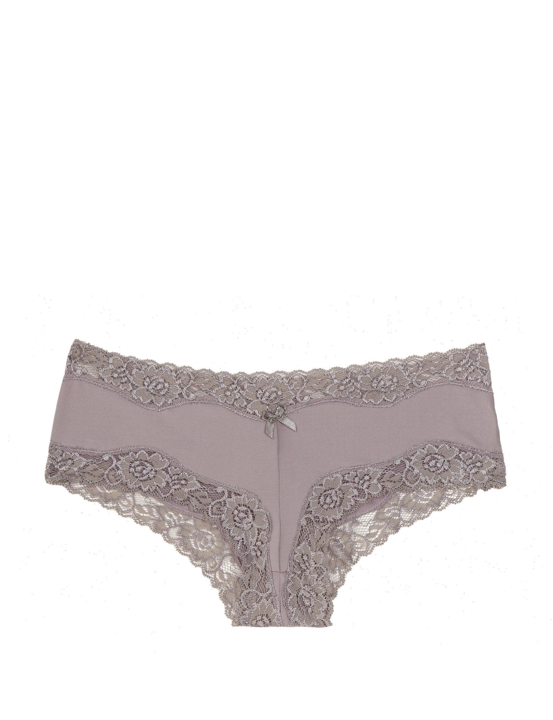 Rene Rofe Grey Panties Hipster