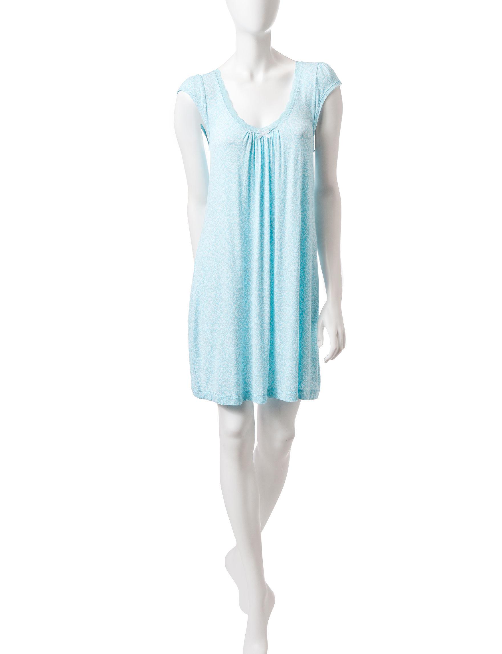 Laura Ashley Blue / White House Dresses