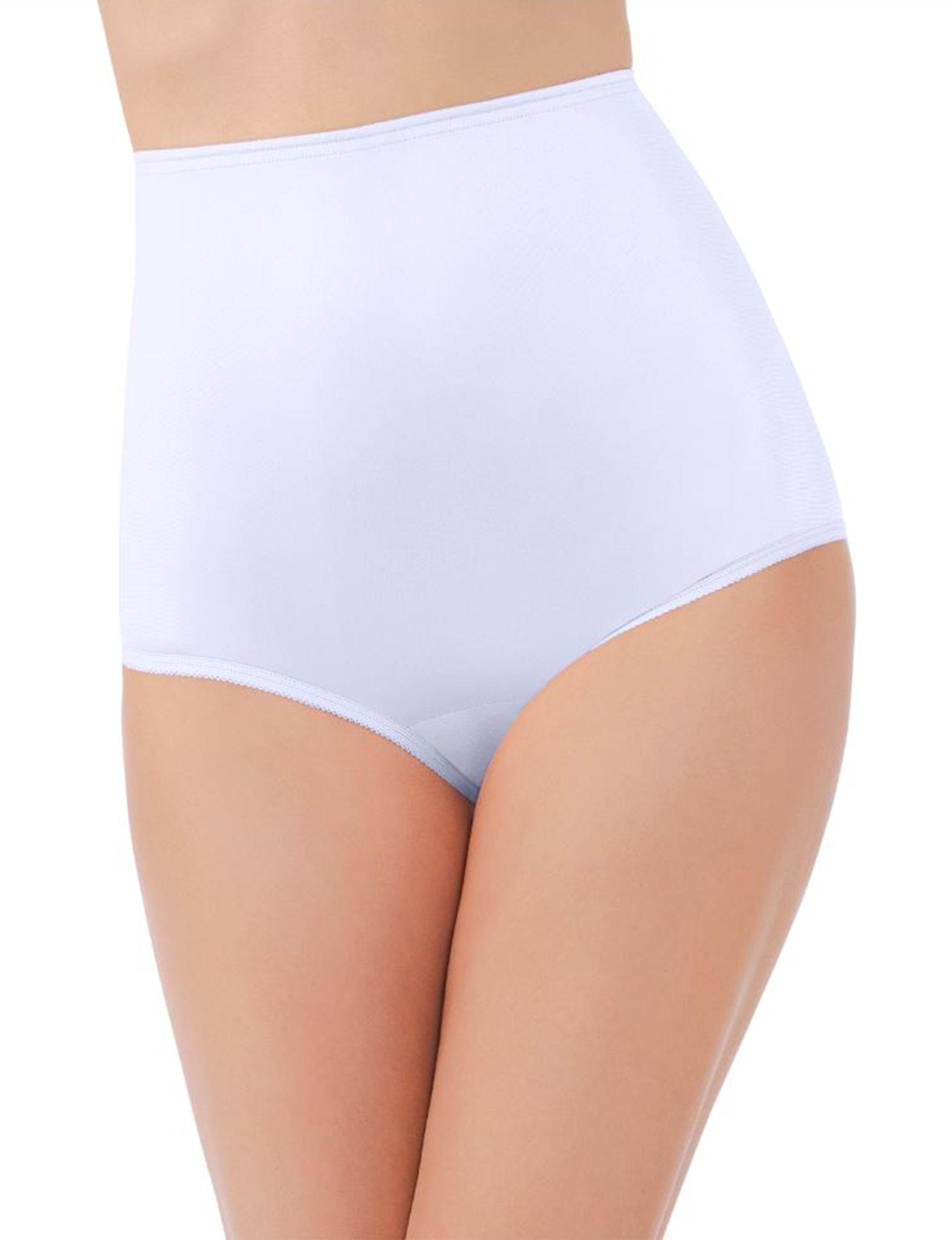 Vanity Fair White Panties Briefs