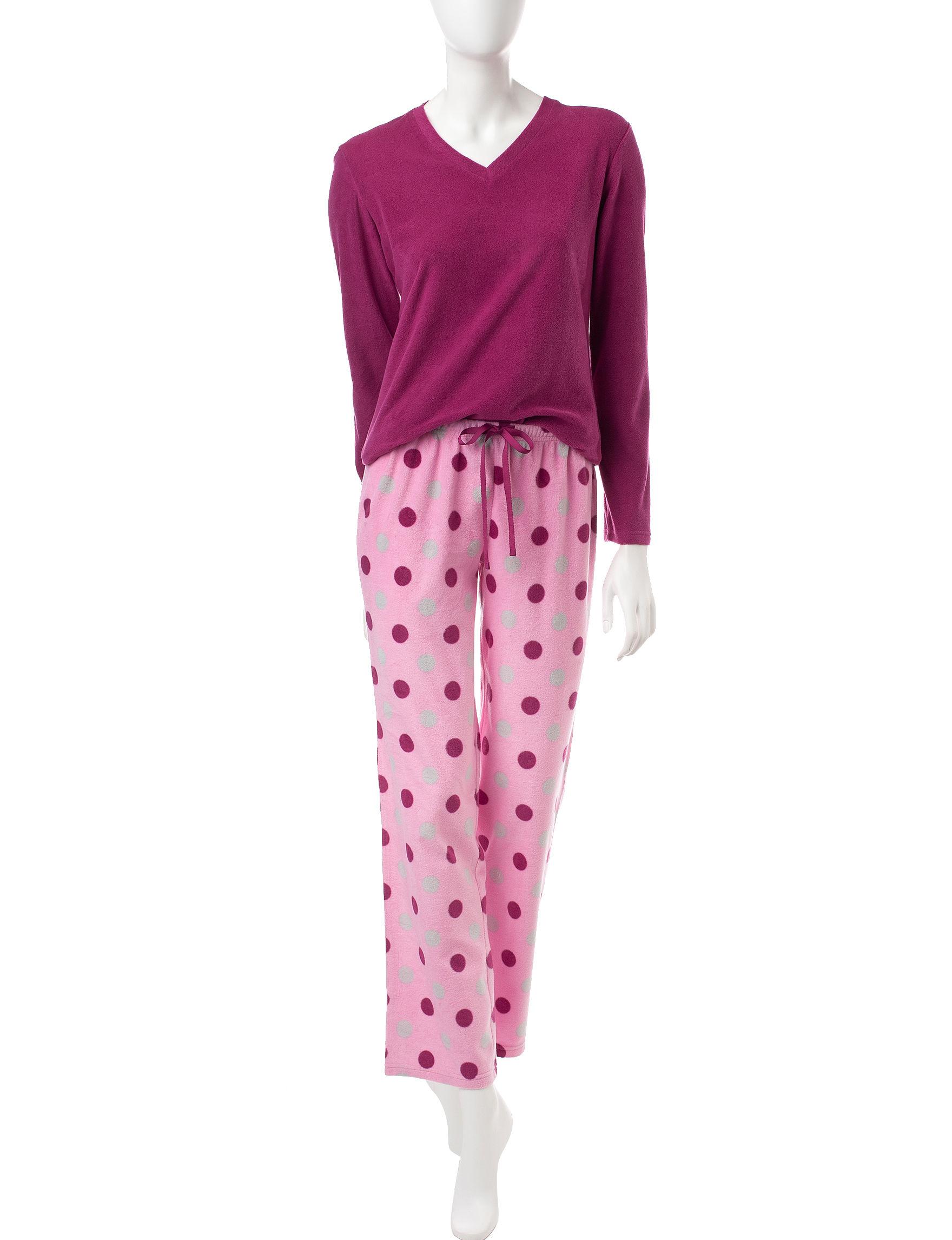 Wishful Park Raspberry Pajama Sets