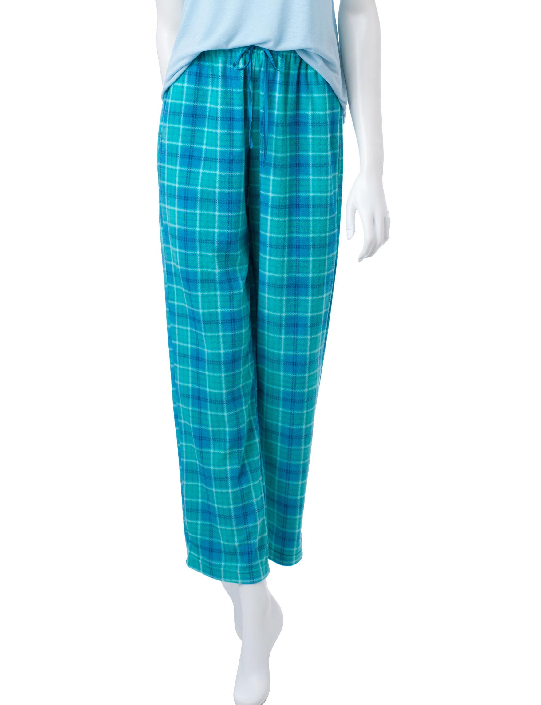 Hannah Peacock Pajama Bottoms