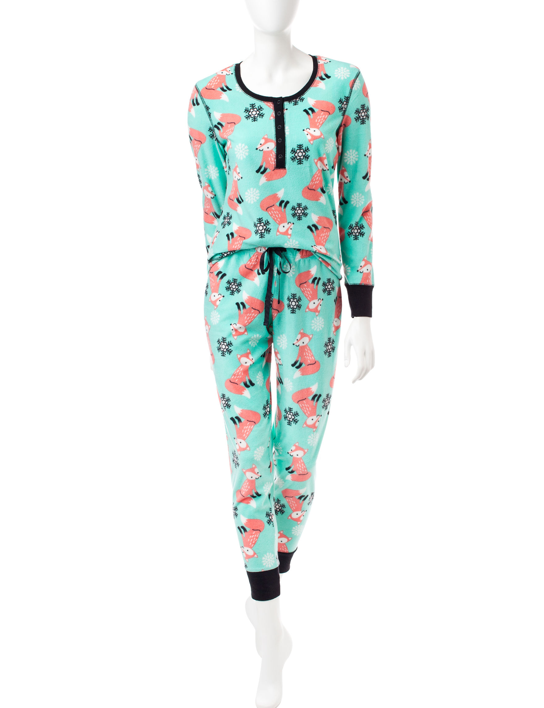 Wishful Park Mint Pajama Sets