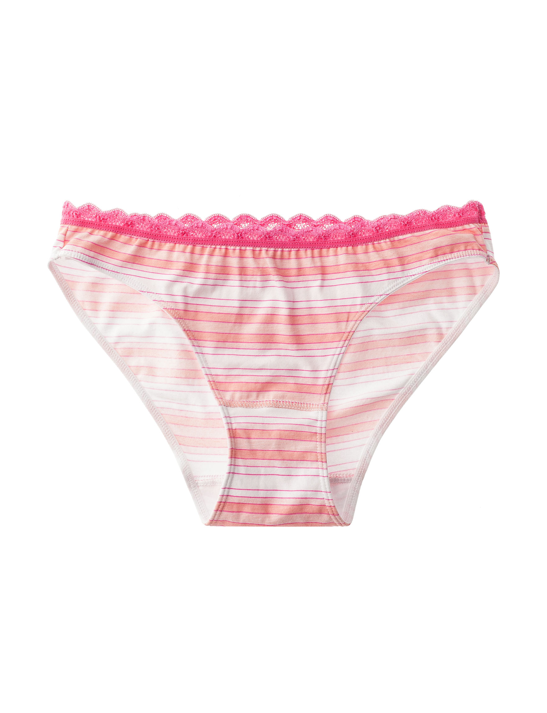 Rene Rofe Multi Panties Bikini High Cut