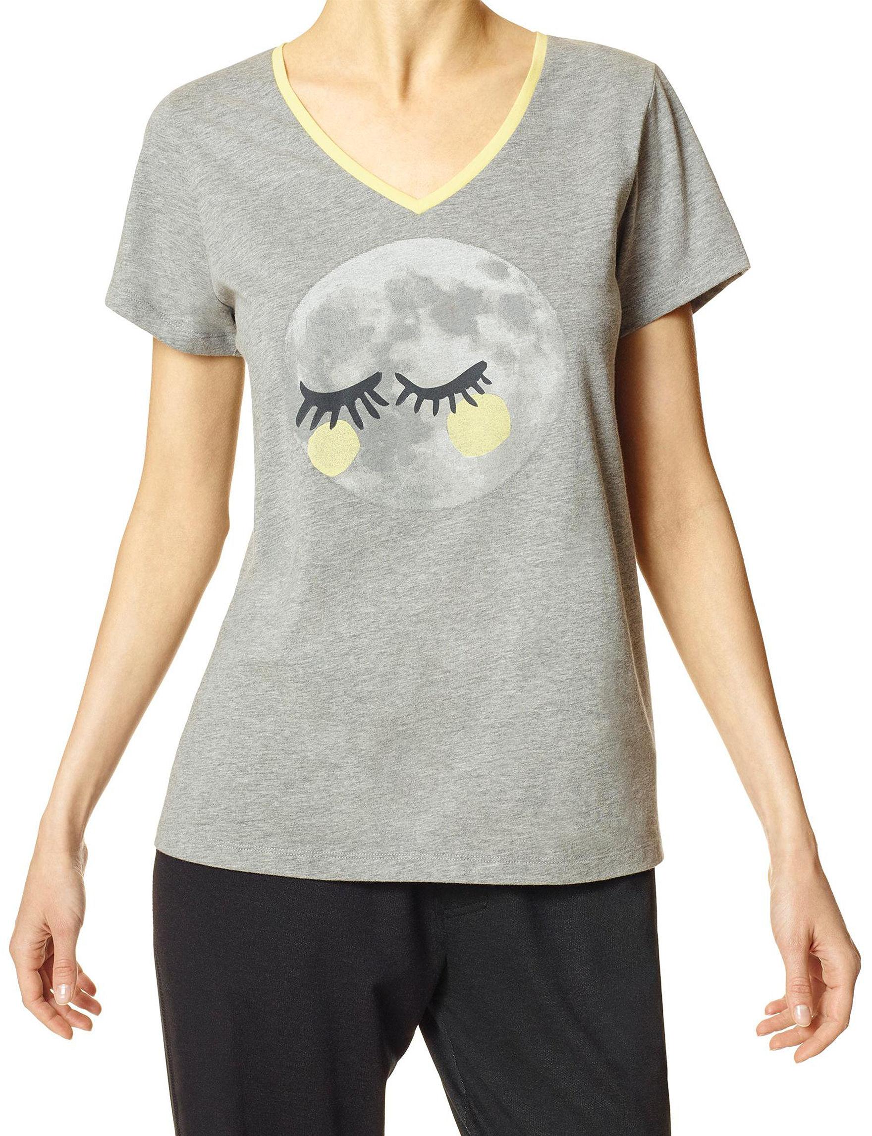 Hue Heather Grey Nightgowns & Sleep Shirts