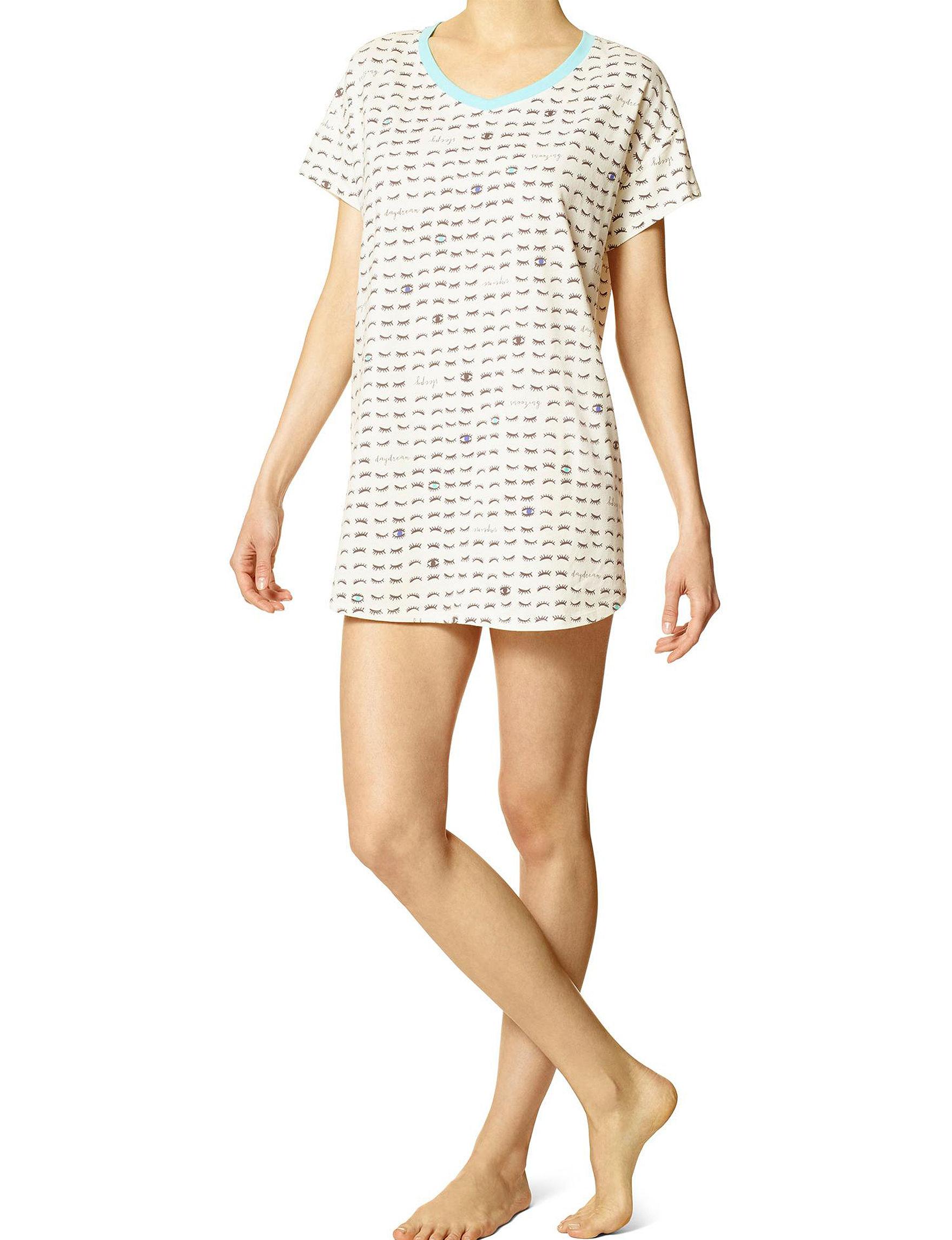 Hue Off White Nightgowns & Sleep Shirts