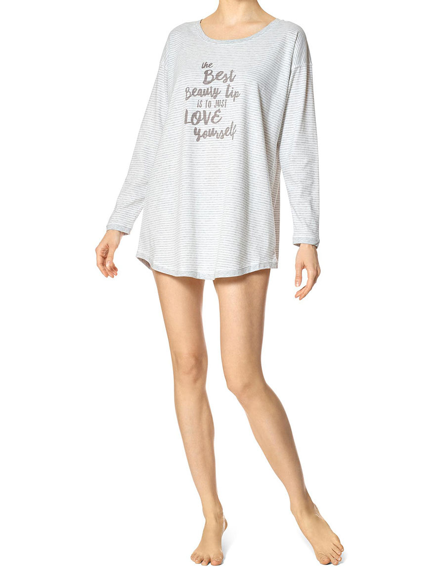 Hue Grey Nightgowns & Sleep Shirts