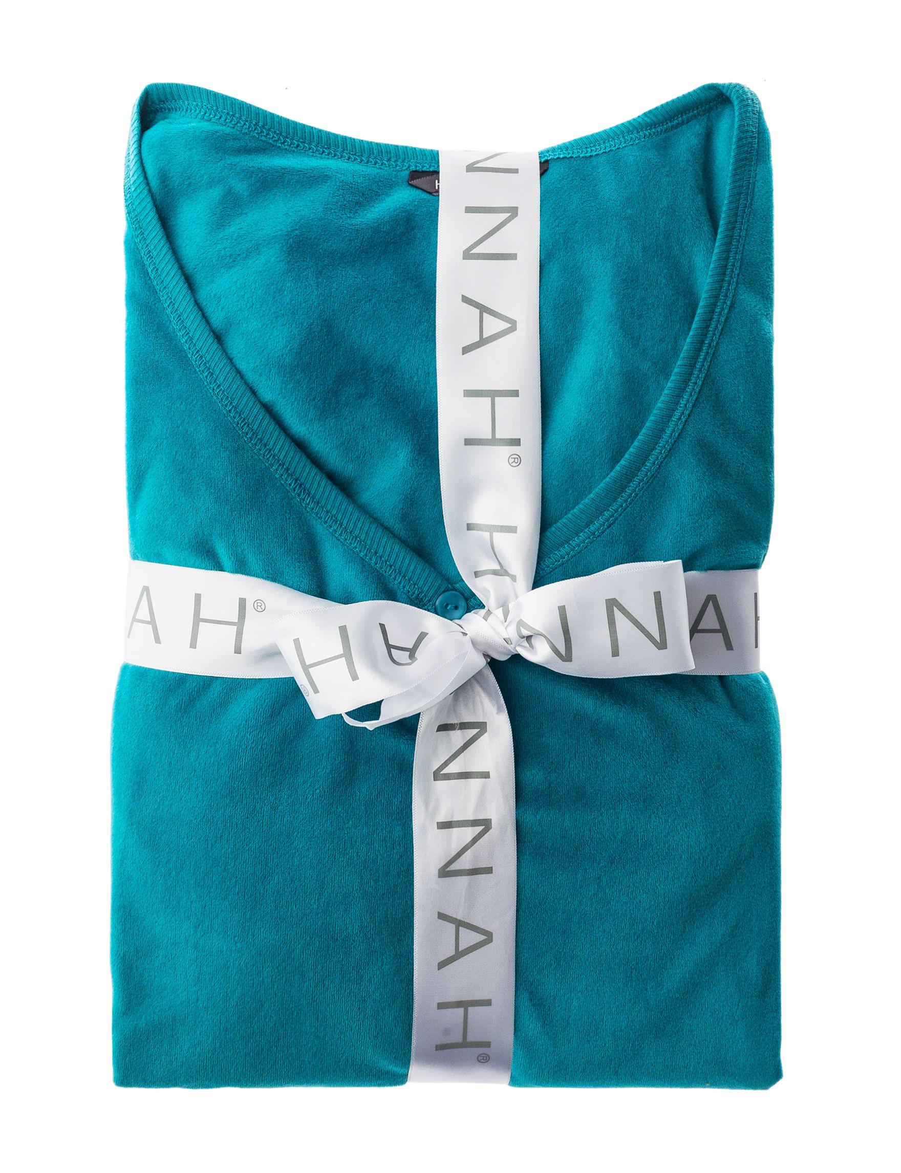 Hannah Peacock Pajama Sets