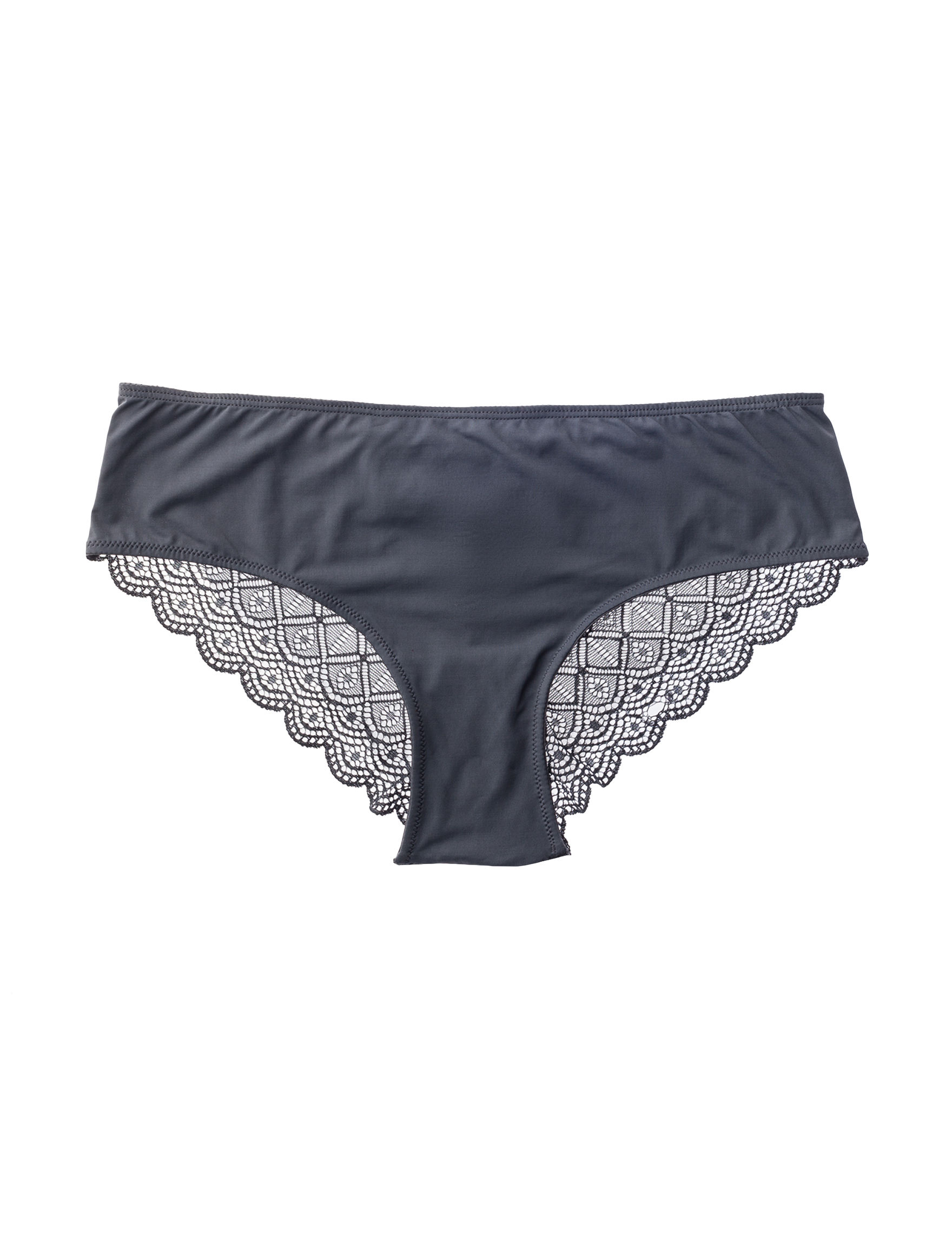 B Intimates Steel Grey Panties Hipster