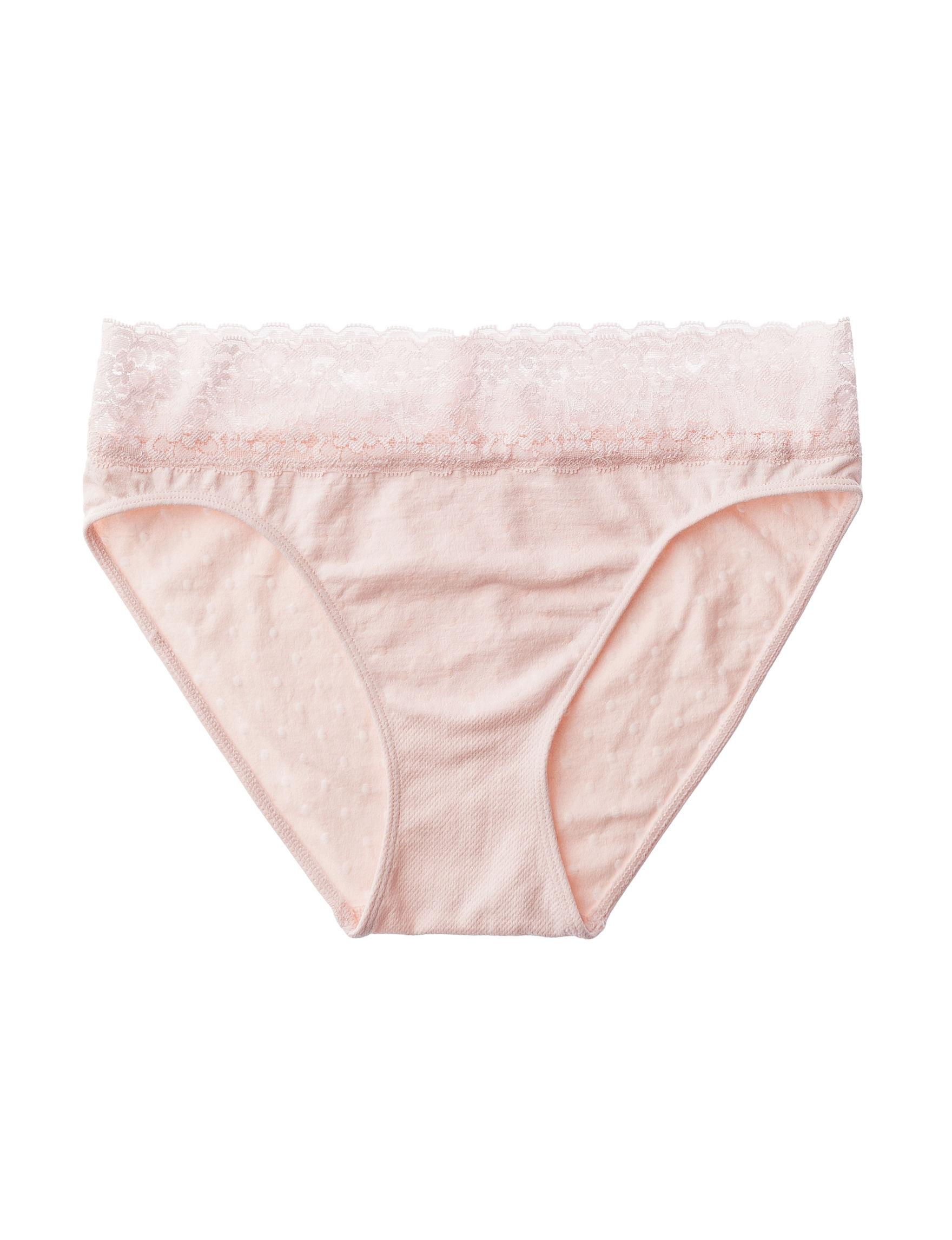 Rene Rofe Pink Panties Bikini