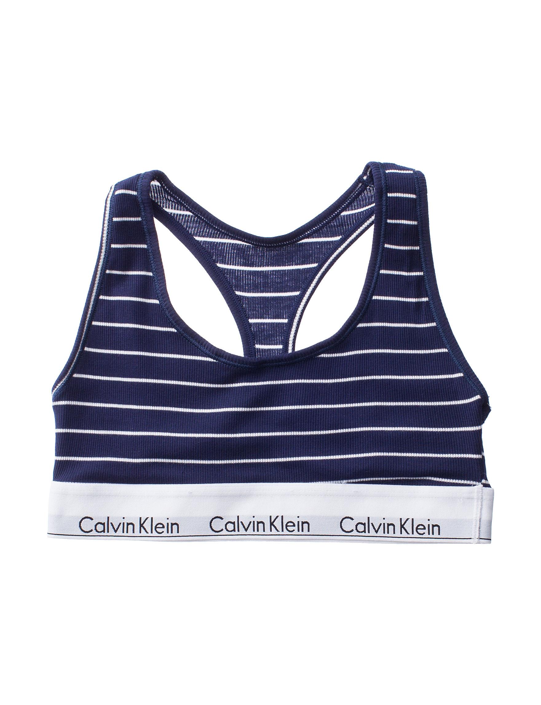 Calvin Klein Navy Bras Bralette