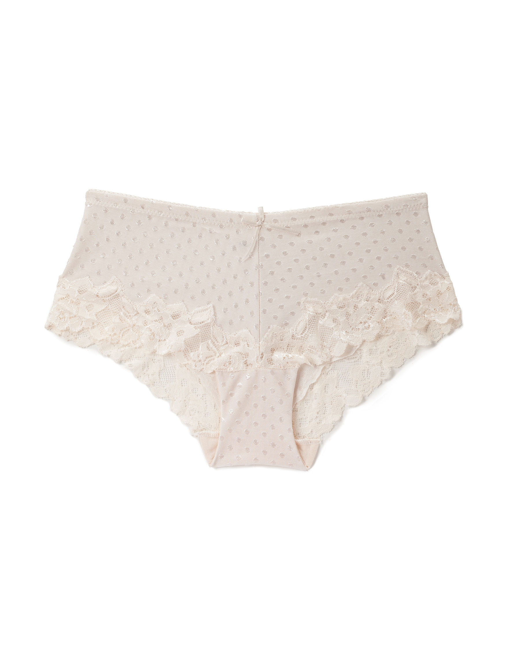 Rene Rofe Beige Panties Hipster