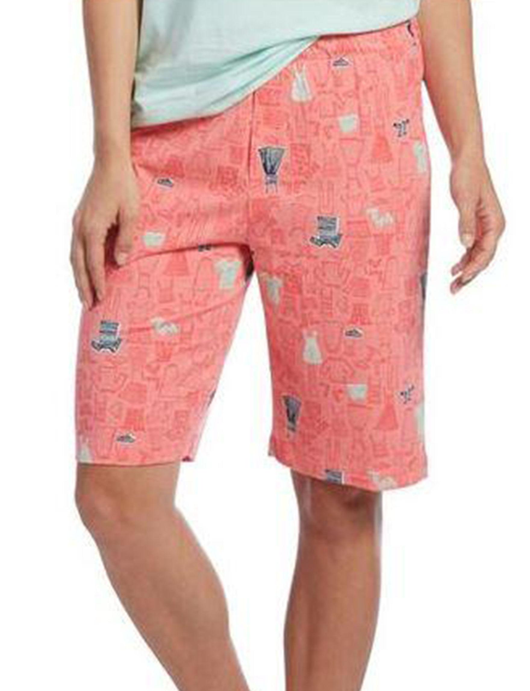 Hue Peach Nightgowns & Sleep Shirts Pajama Bottoms