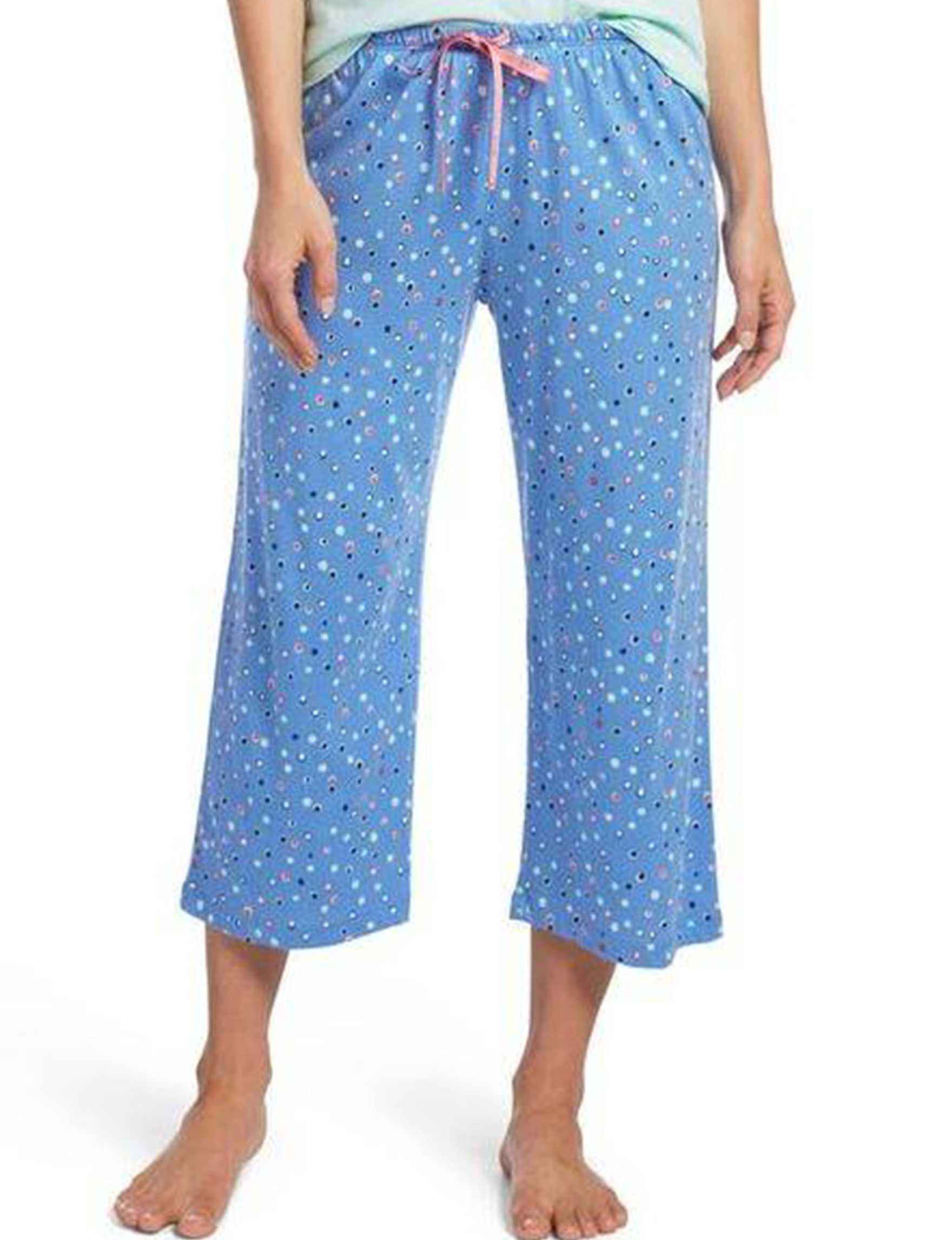 Hue Blue Nightgowns & Sleep Shirts Pajama Bottoms