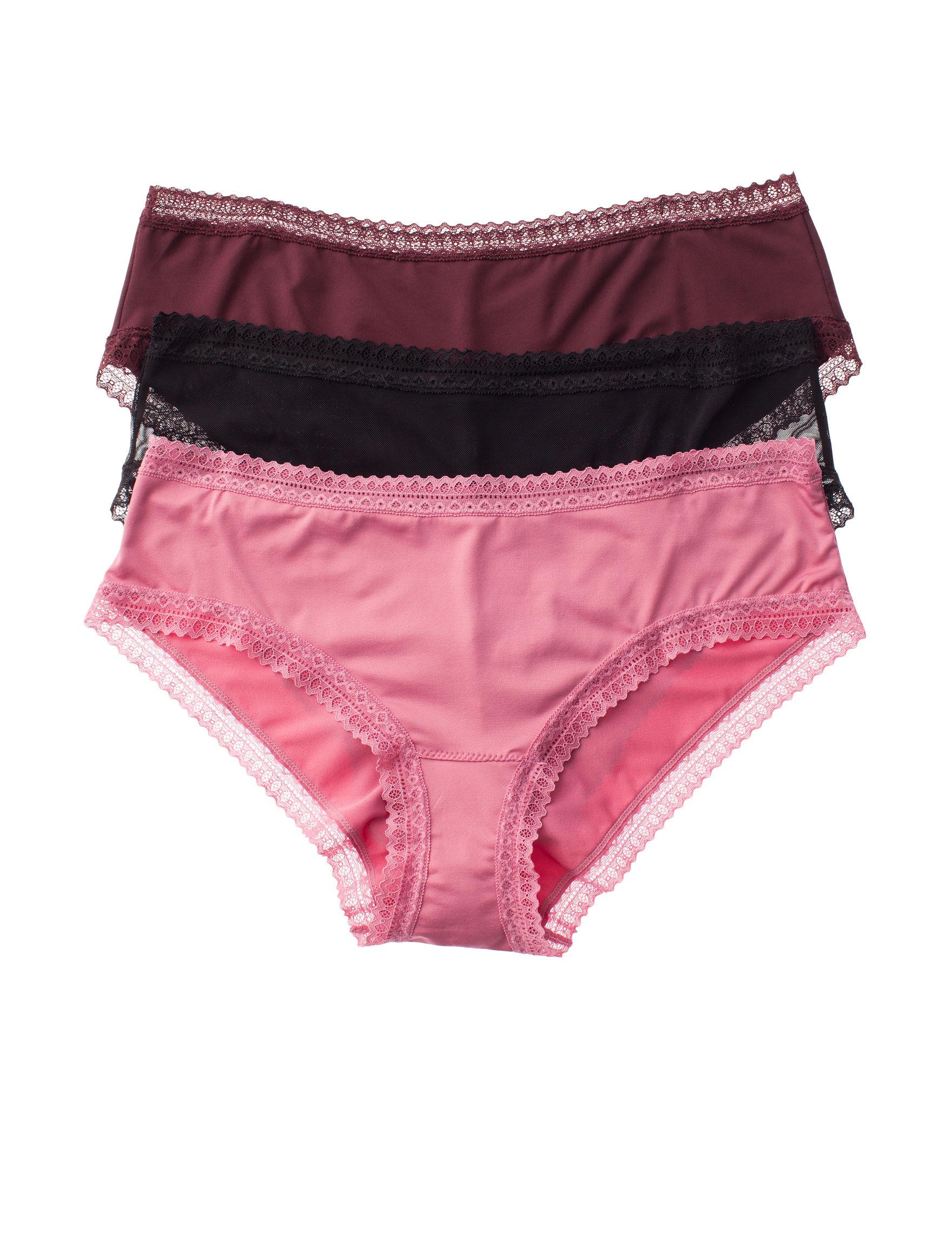 Rene Rofe Multi Panties Hipster
