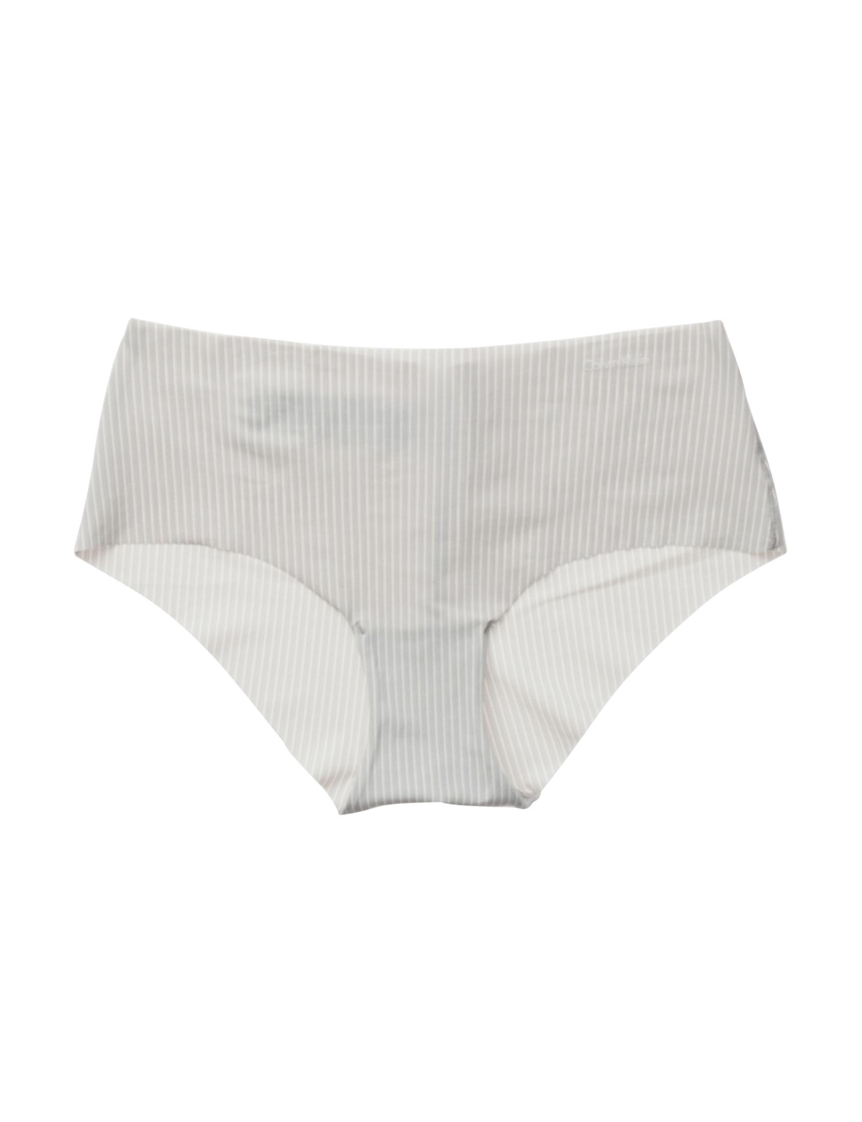 Calvin Klein Grey Panties Hipster