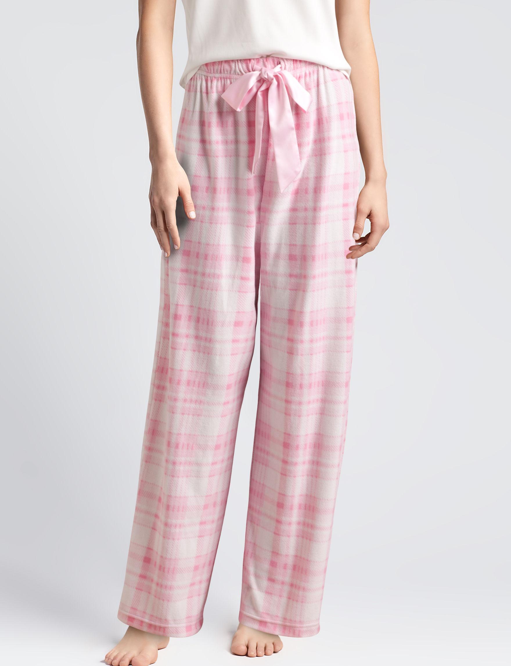 Hannah Pink Pajama Bottoms