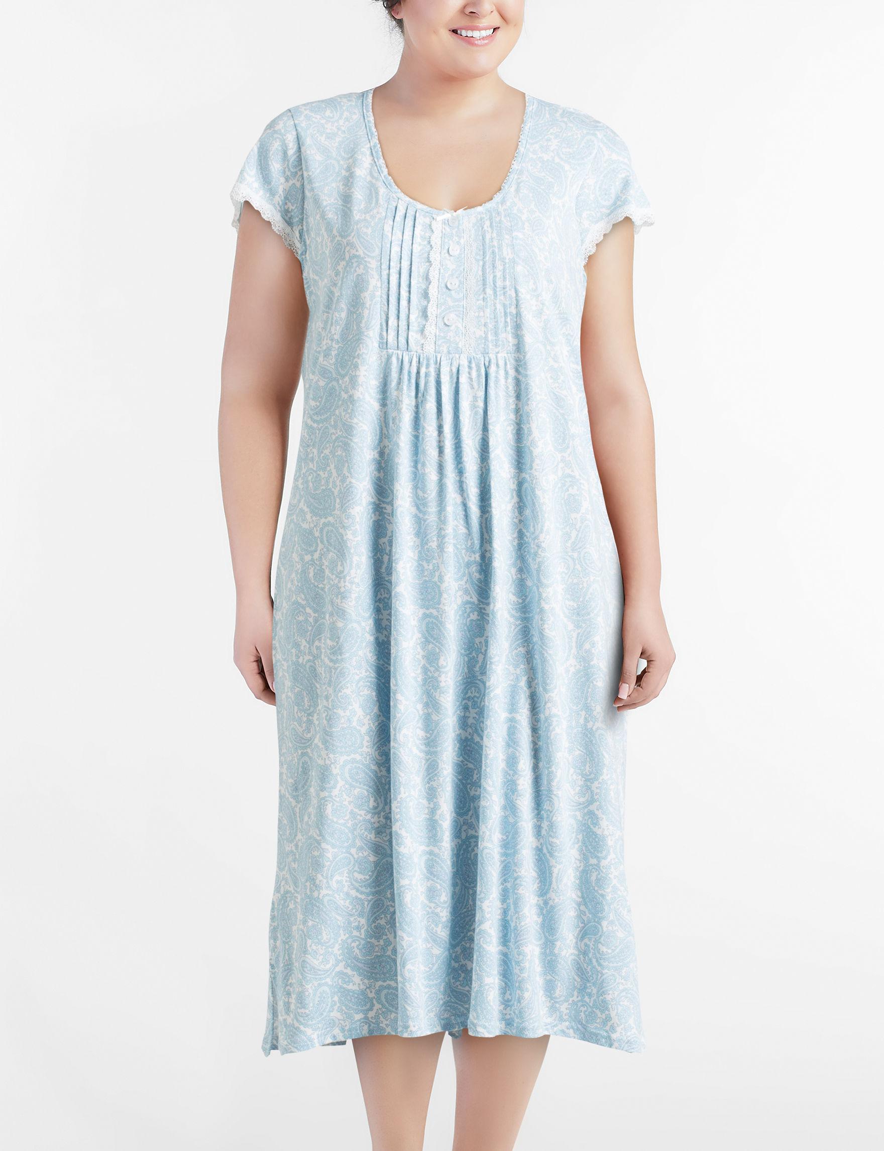 Miss Elaine Blue House Dresses
