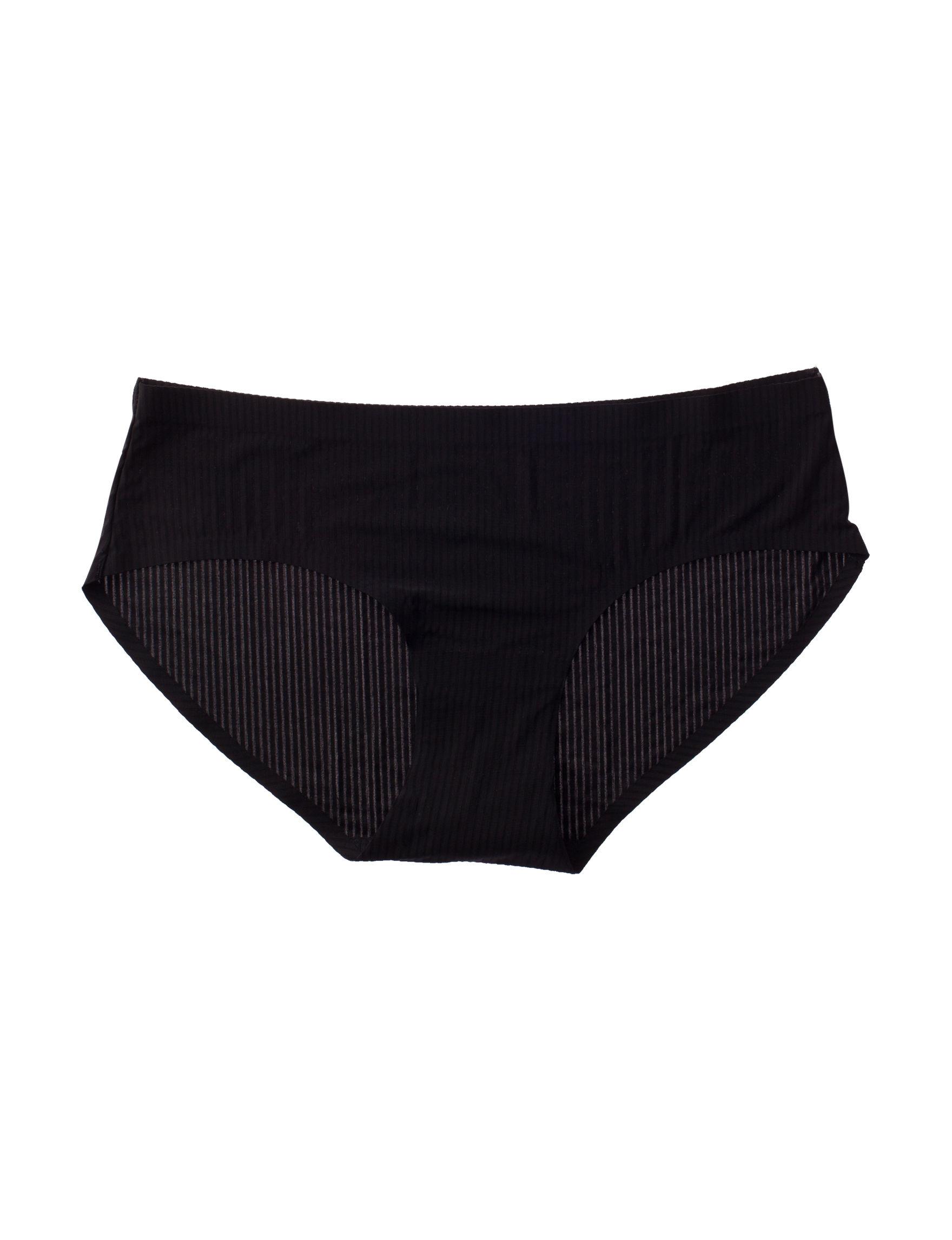 Rene Rofe Black Panties Hipster