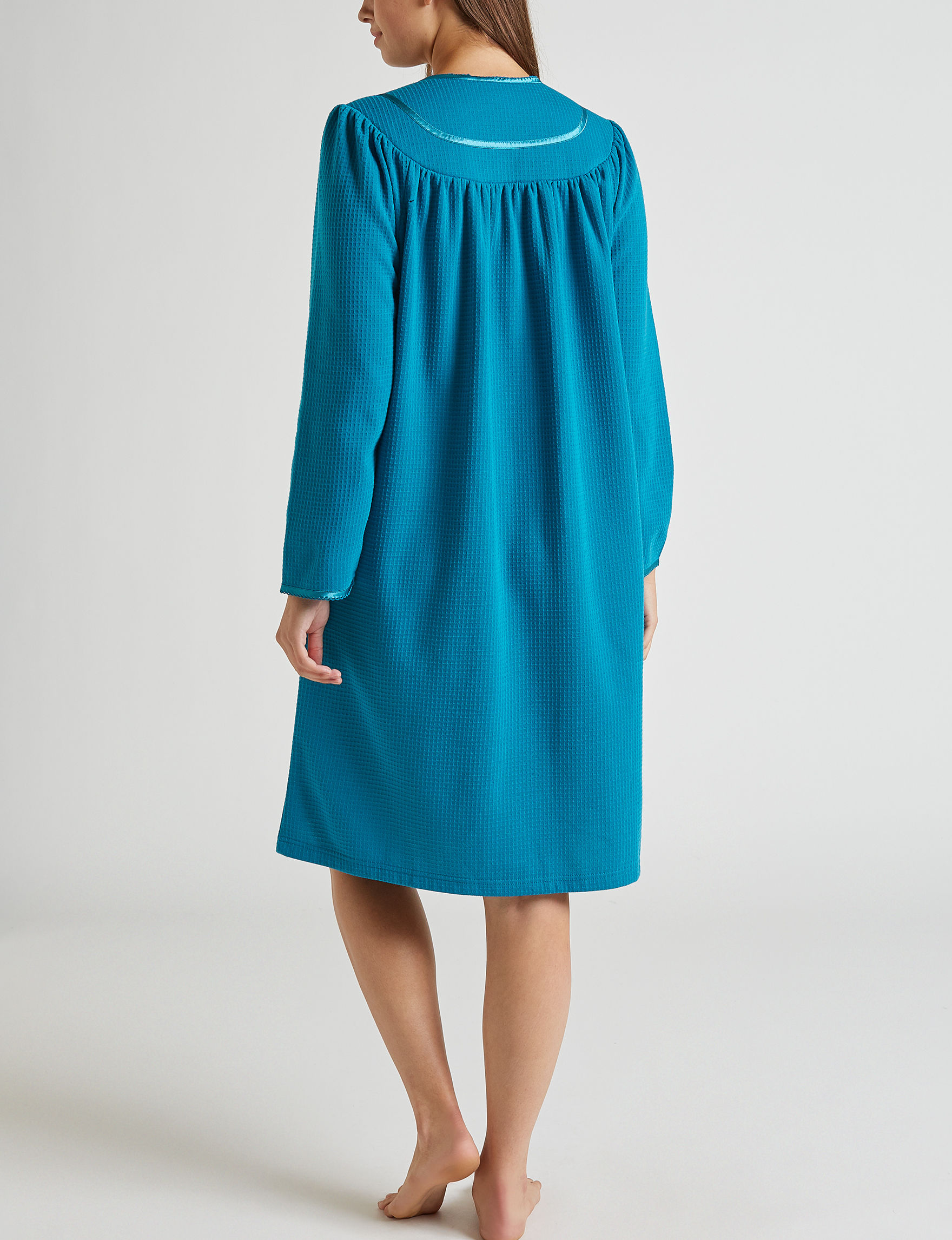 Rebecca Malone Teal Robes, Wraps & Dusters