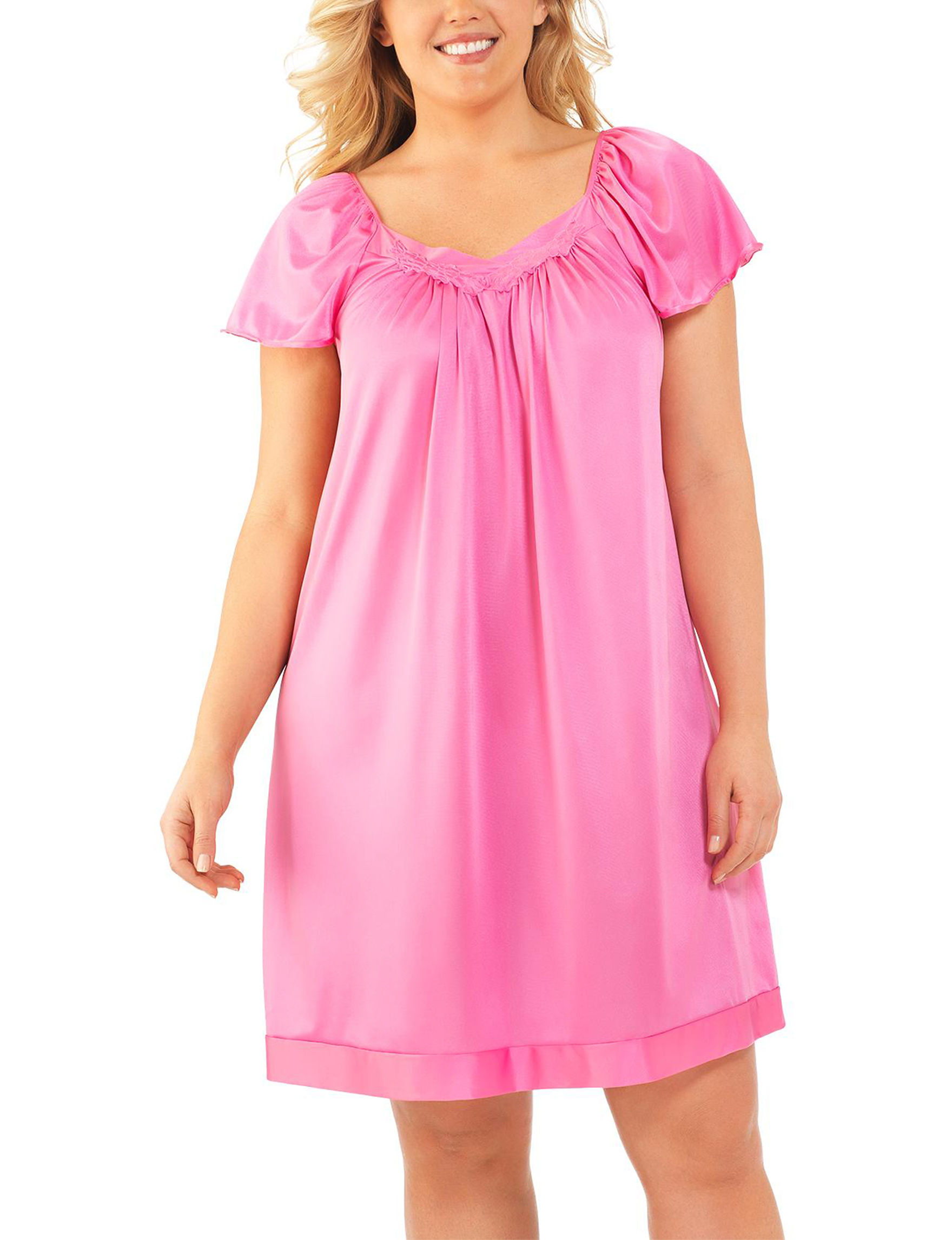 Exquisite Form Rose Nightgowns & Sleep Shirts
