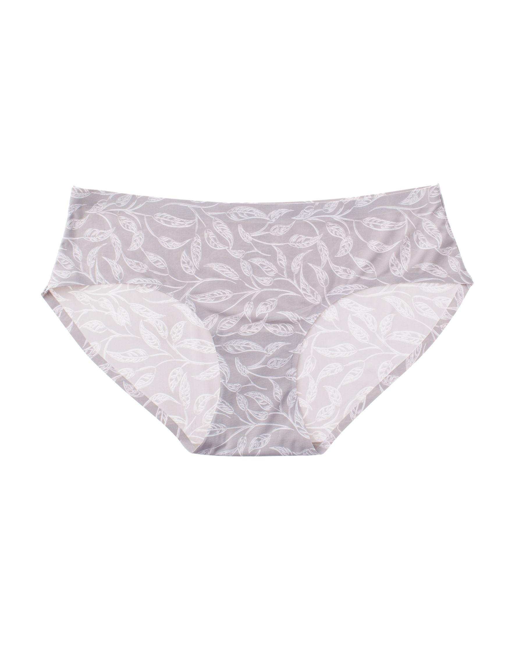 Sophie B Grey Panties Hipster