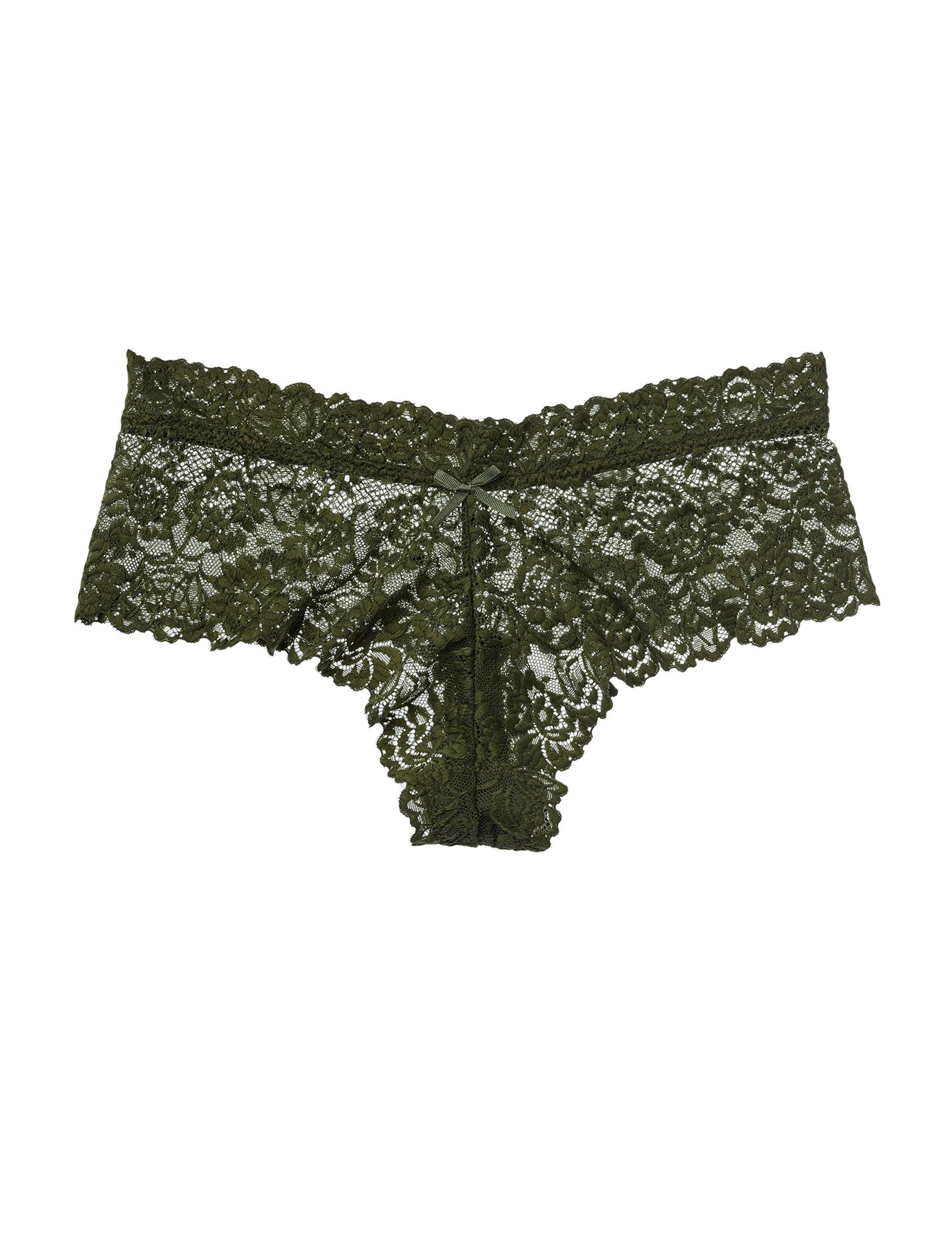 Rene Rofe Green Panties Hipster