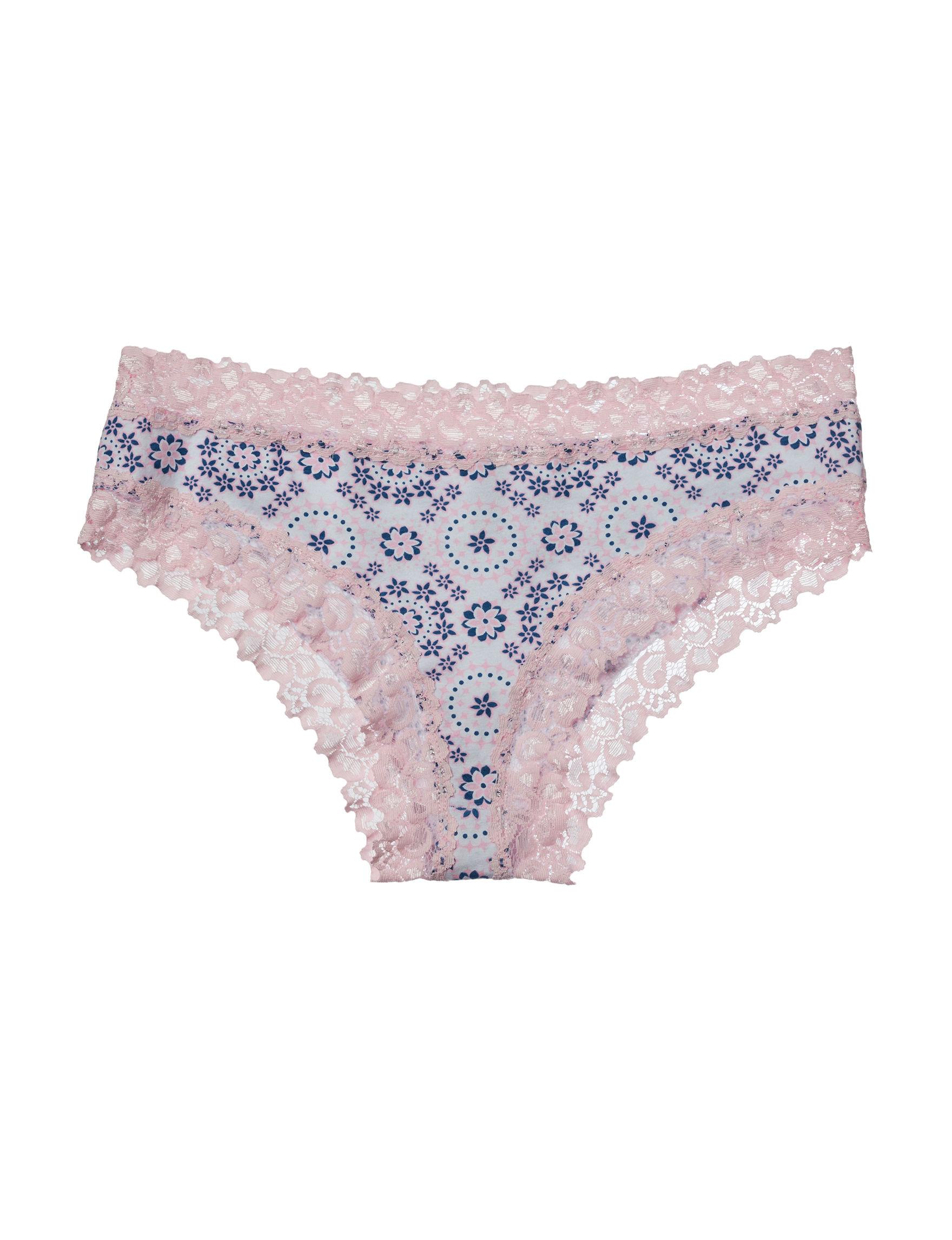 International Intimates Pink Panties Hipster