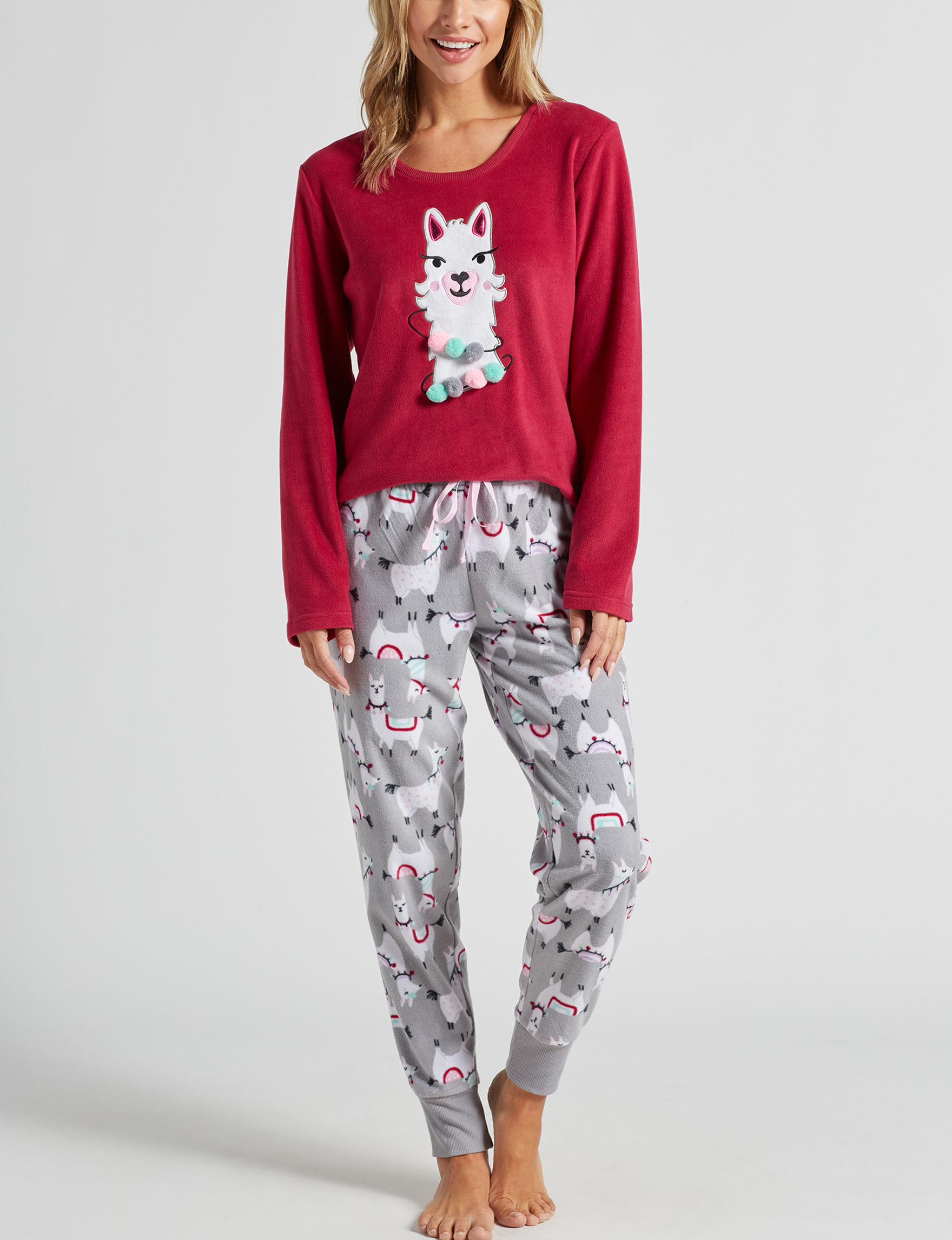 PJ Couture Berry Pajama Sets