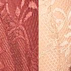 Nude / Dark Pink
