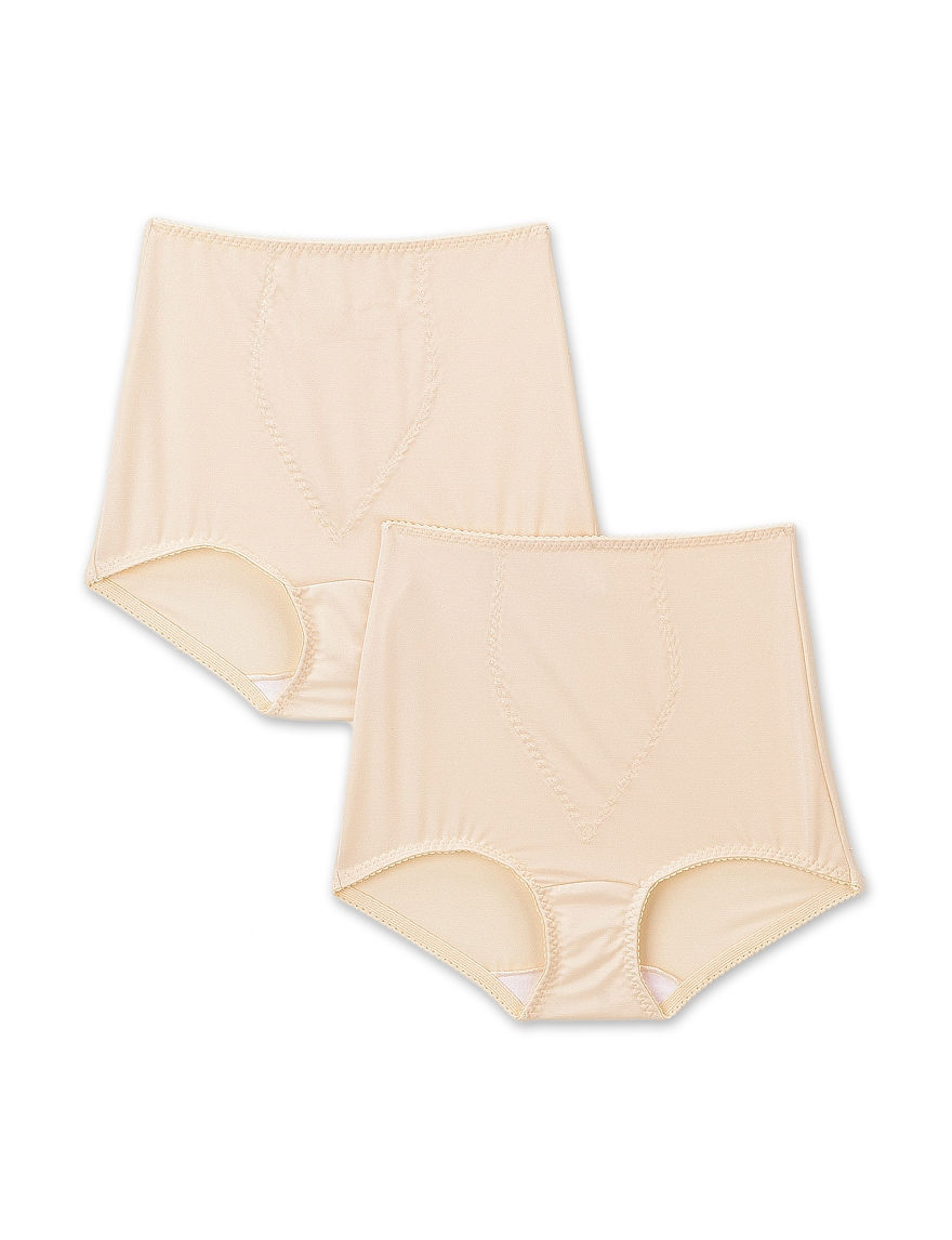 Bali Beige Panties Slips & Shapewear Briefs Slimming