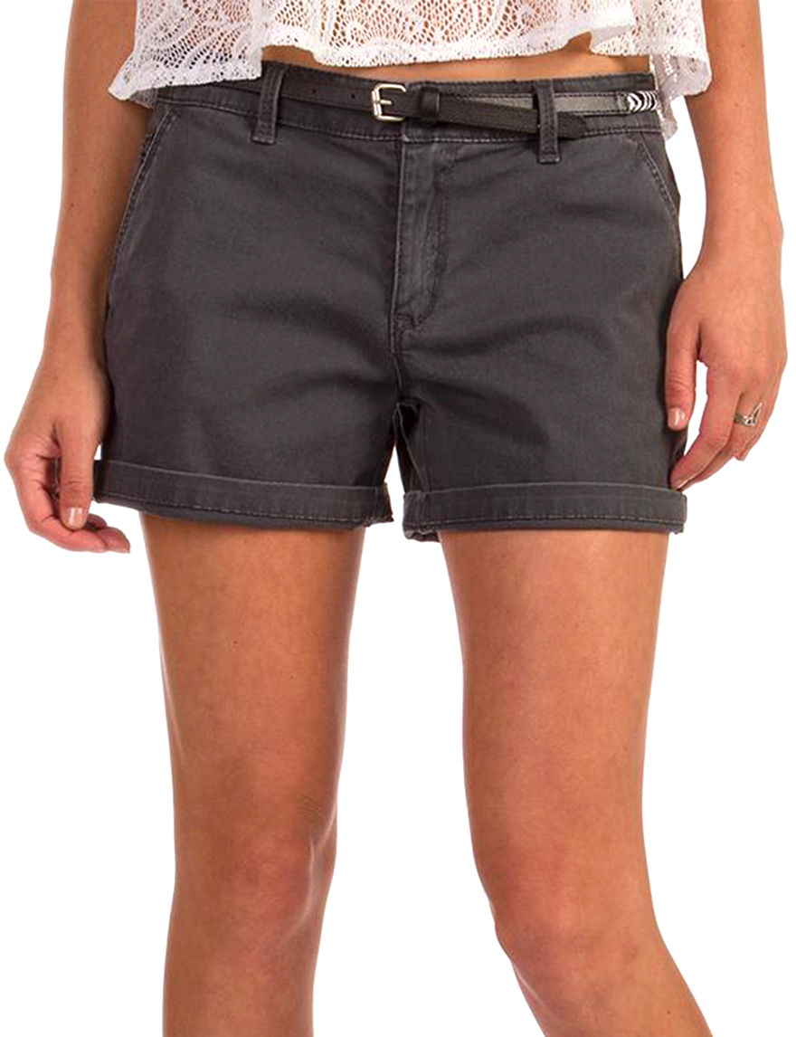 Union Bay Grey Tailored Shorts