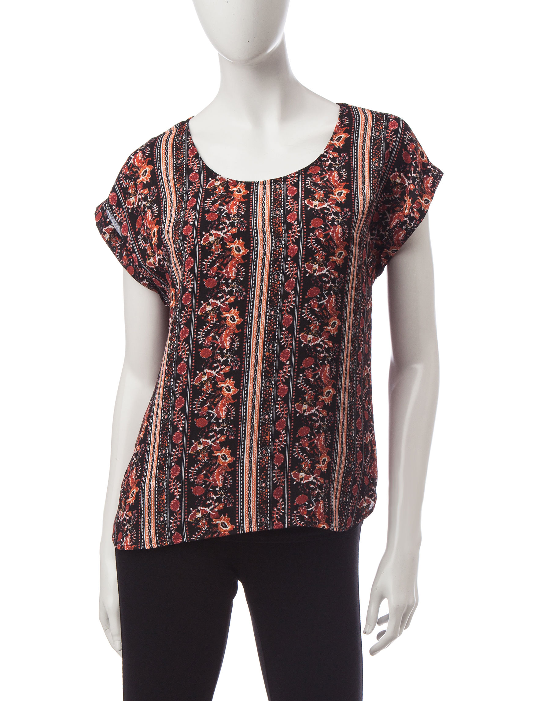 Wishful Park Black Pull-overs Shirts & Blouses