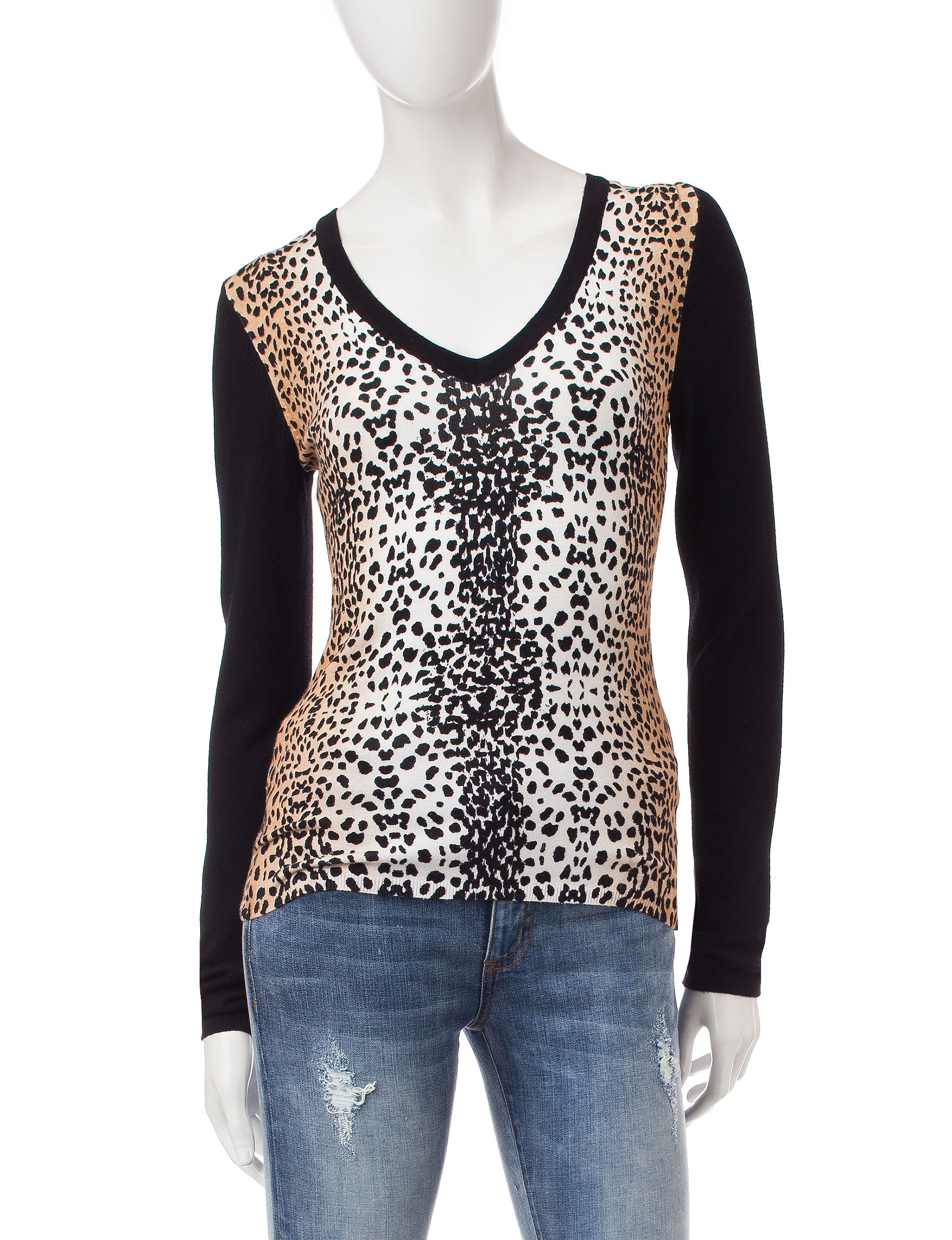 Buffalo Blu Cheetah Everyday & Casual Shirts & Blouses