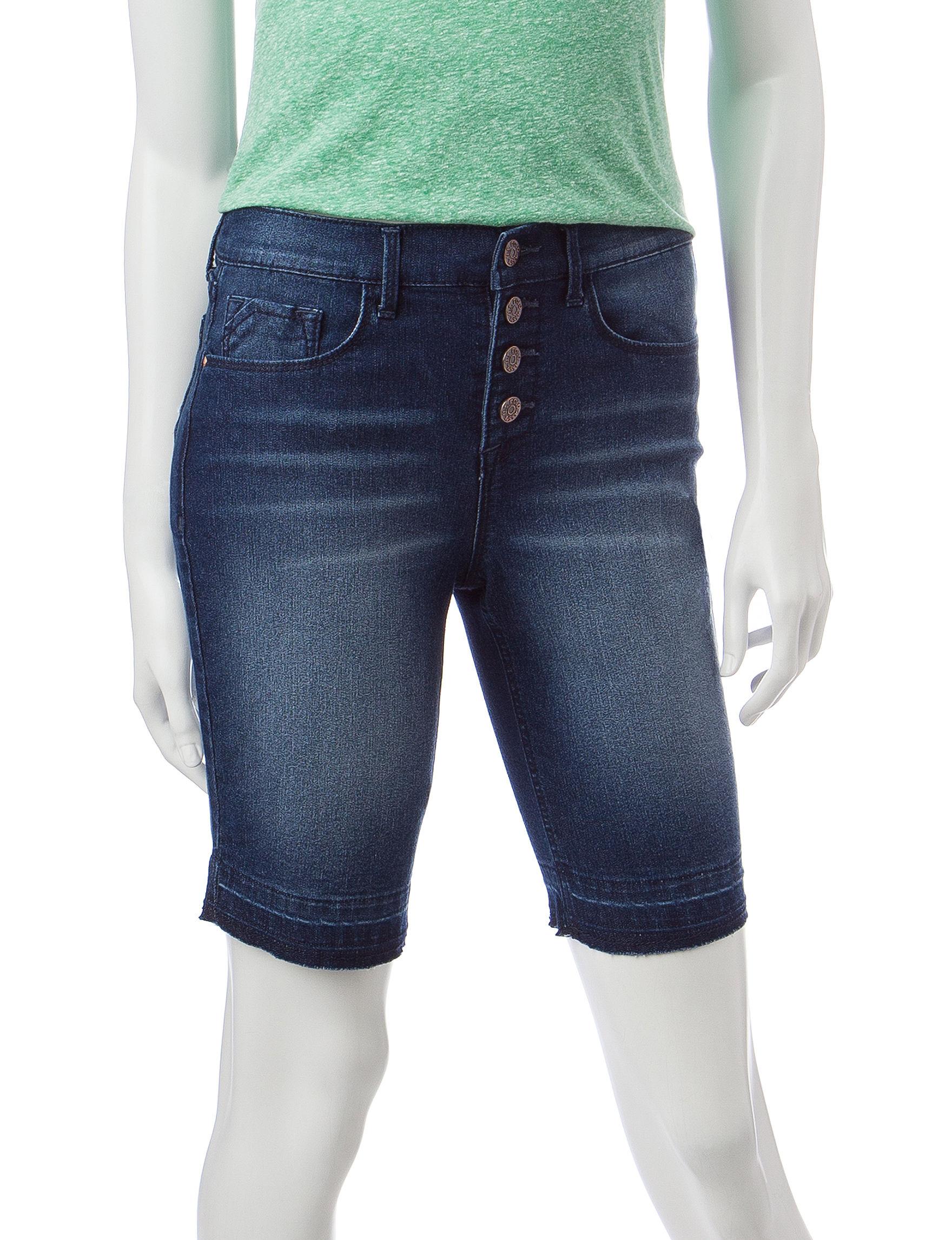 U.S. Polo Assn. Blue Denim Shorts