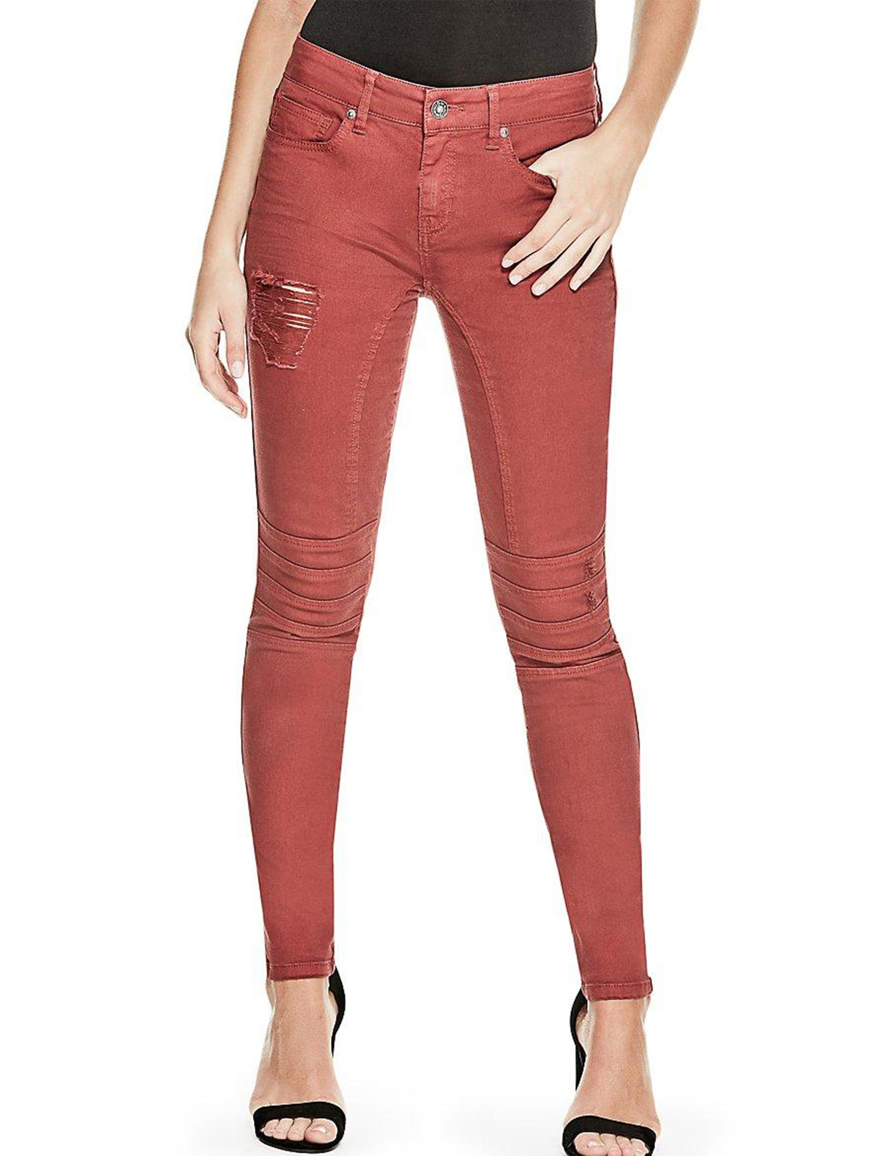 G by Guess Red Skinny