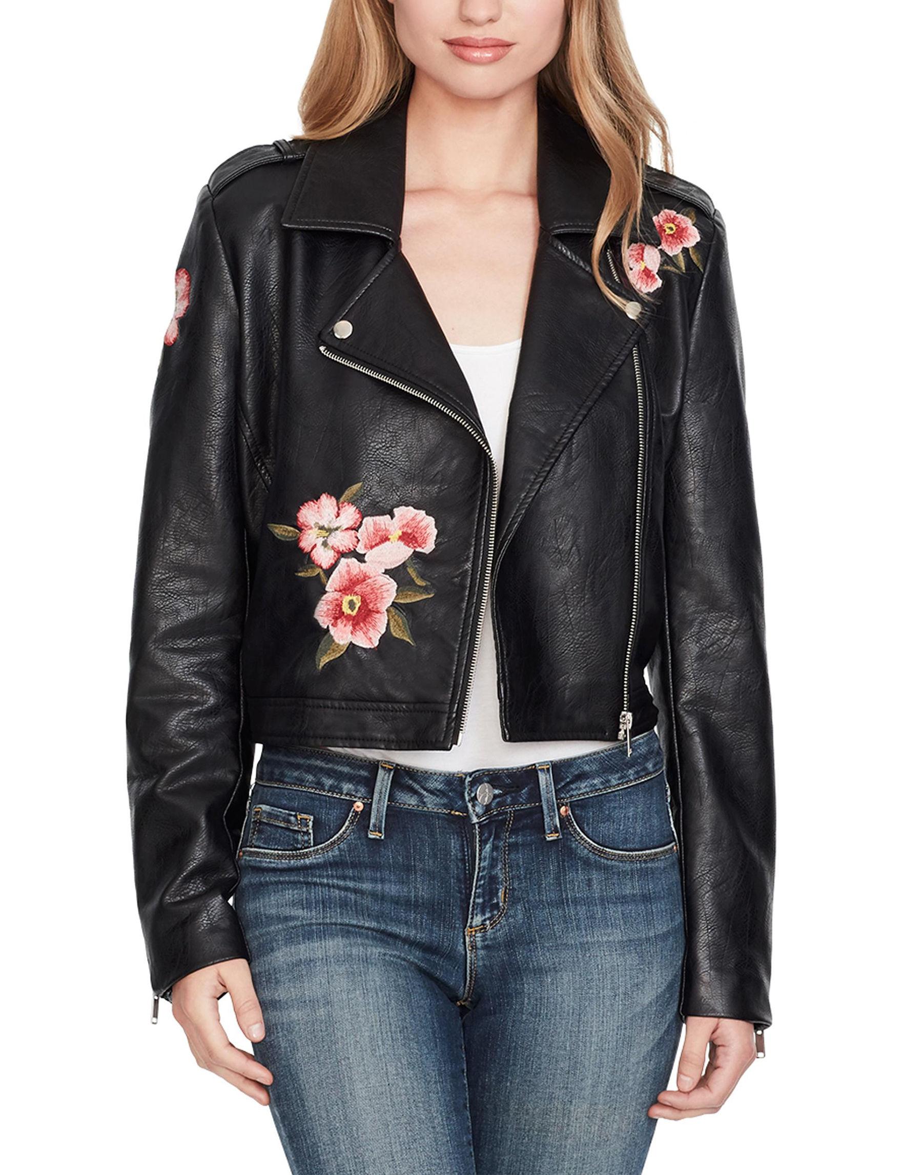 Jessica Simpson Black Lightweight Jackets & Blazers