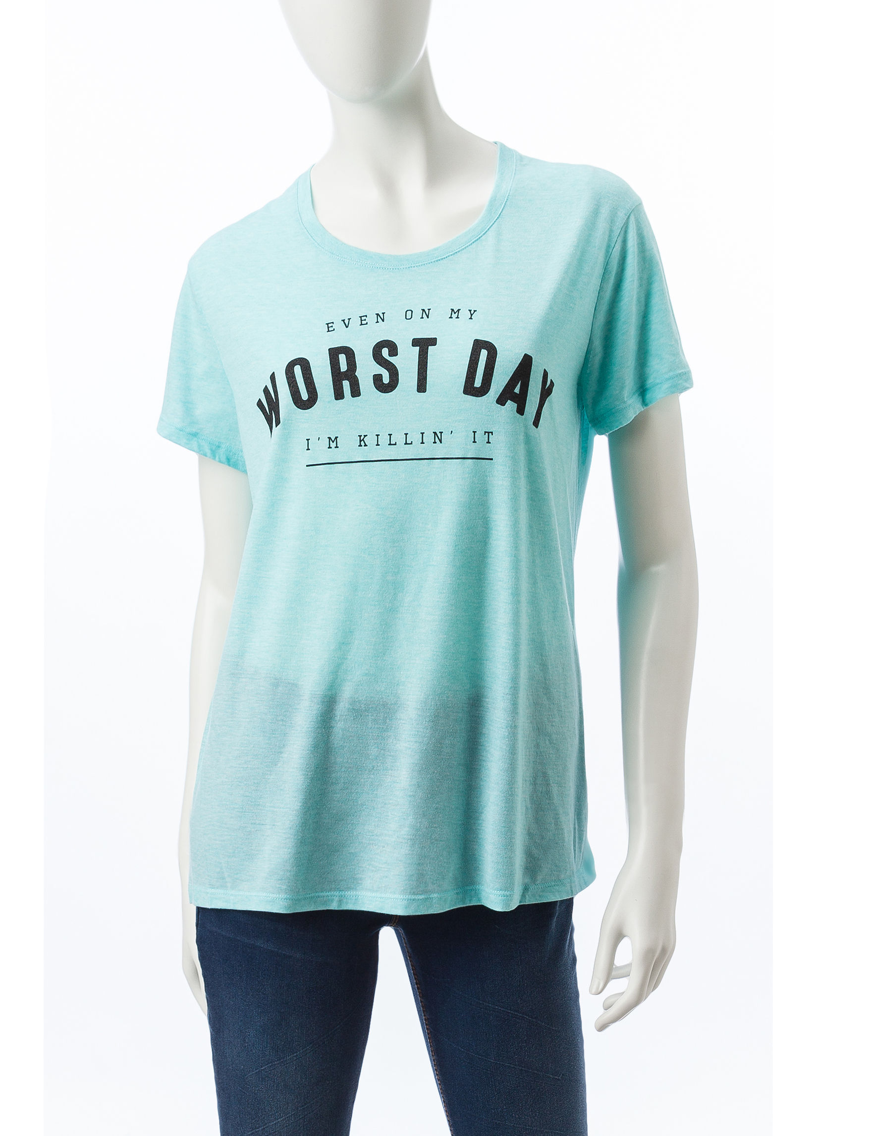 Cold Crush Mint Tees & Tanks