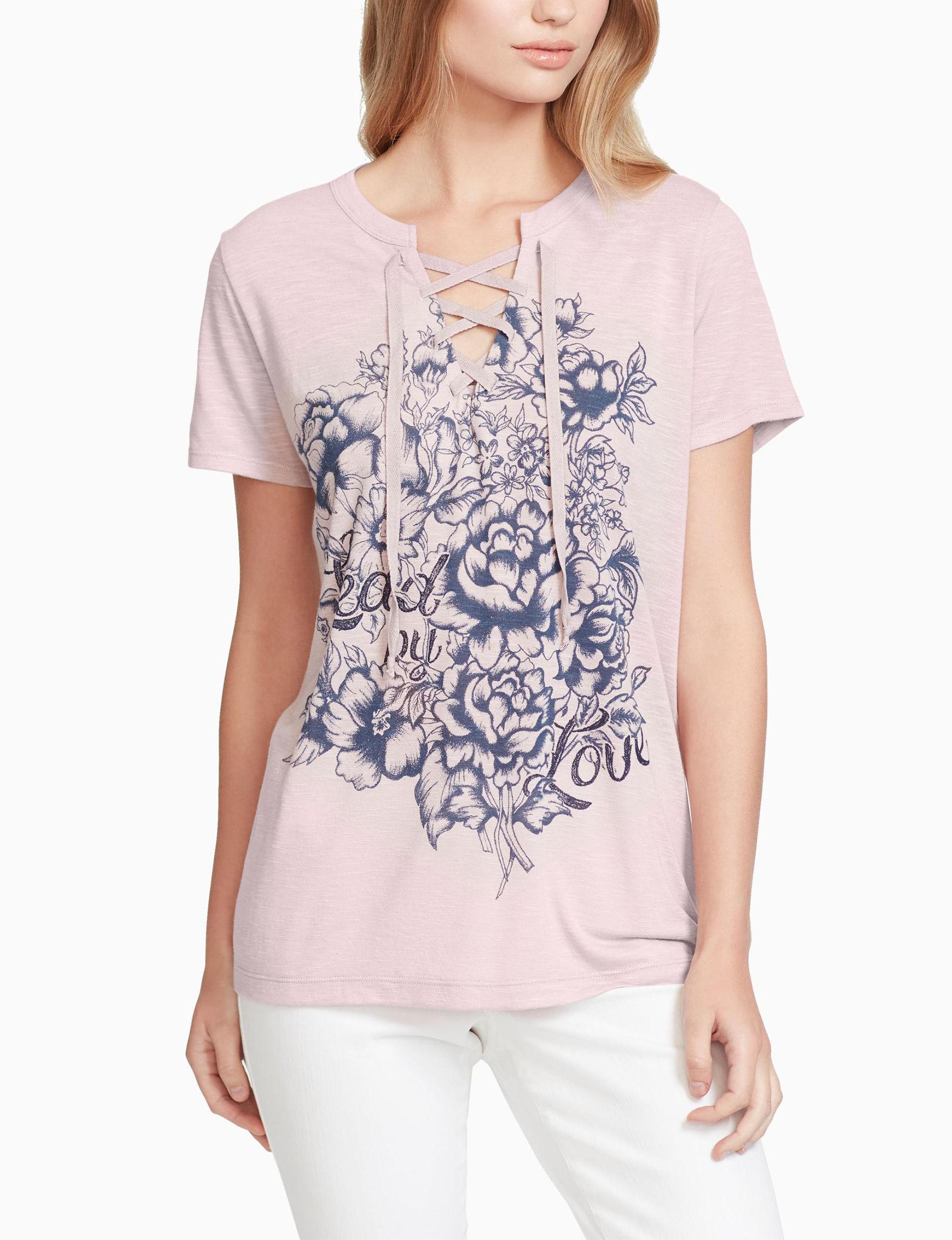 Jessica Simpson Mauve Shirts & Blouses