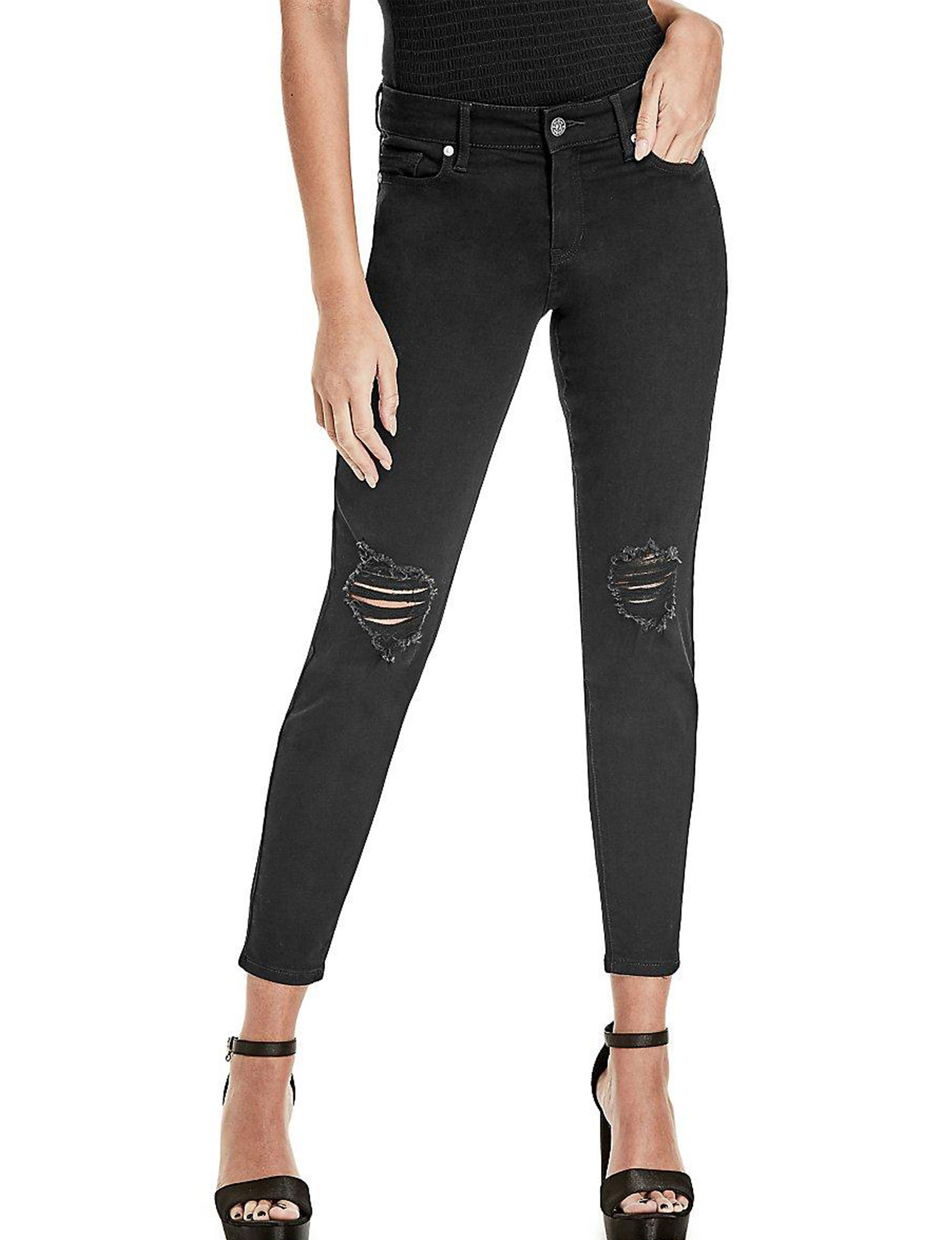 G by Guess Jet Black Skinny