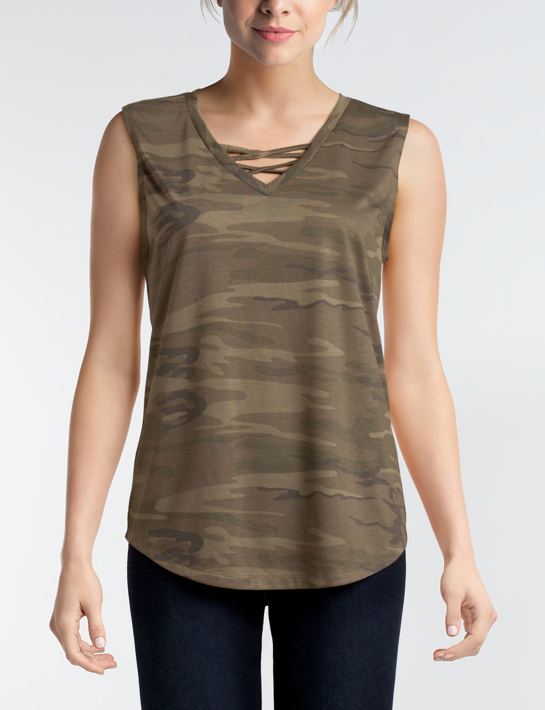 Wishful Park Camo Tees & Tanks