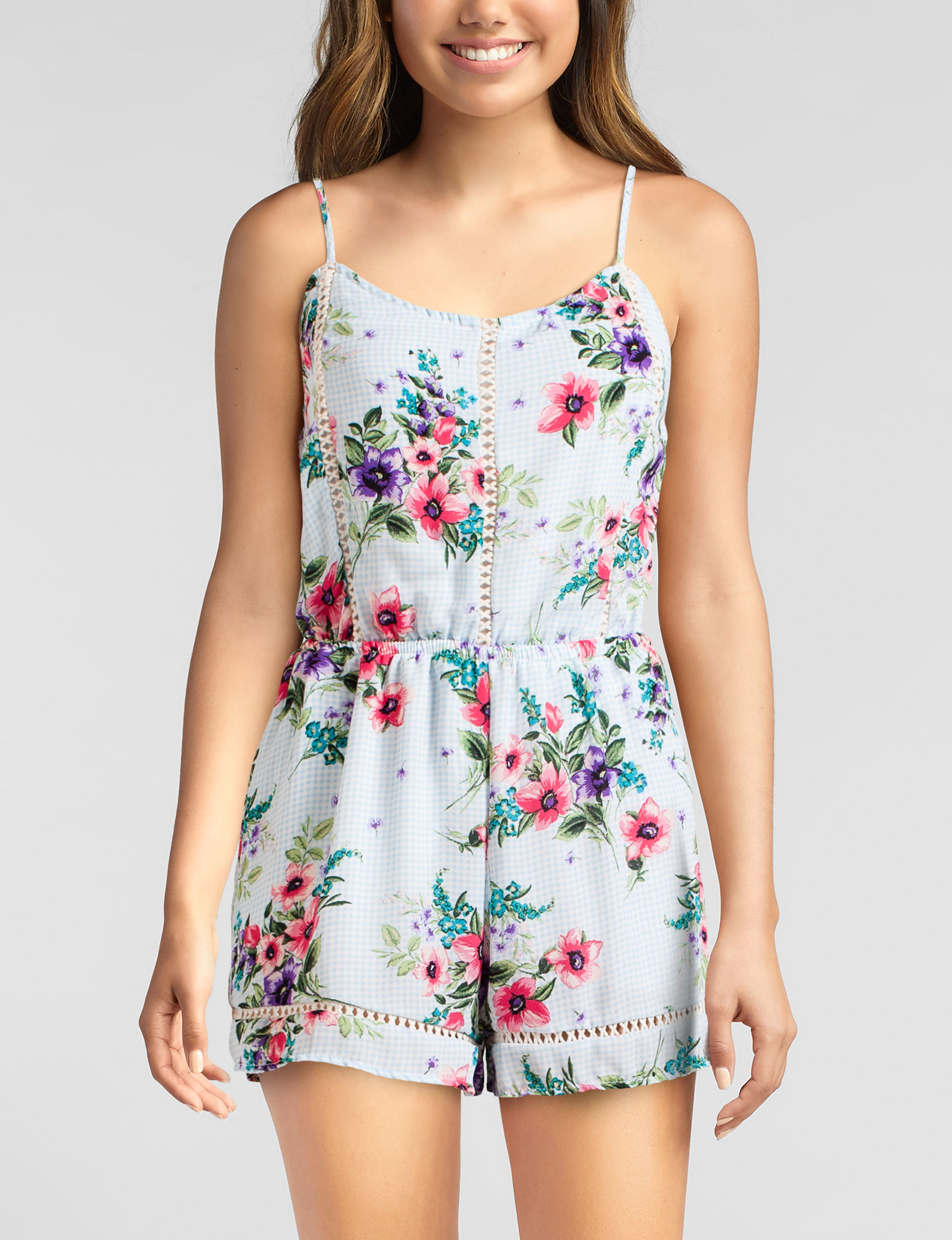 Liberty Love Blue Floral