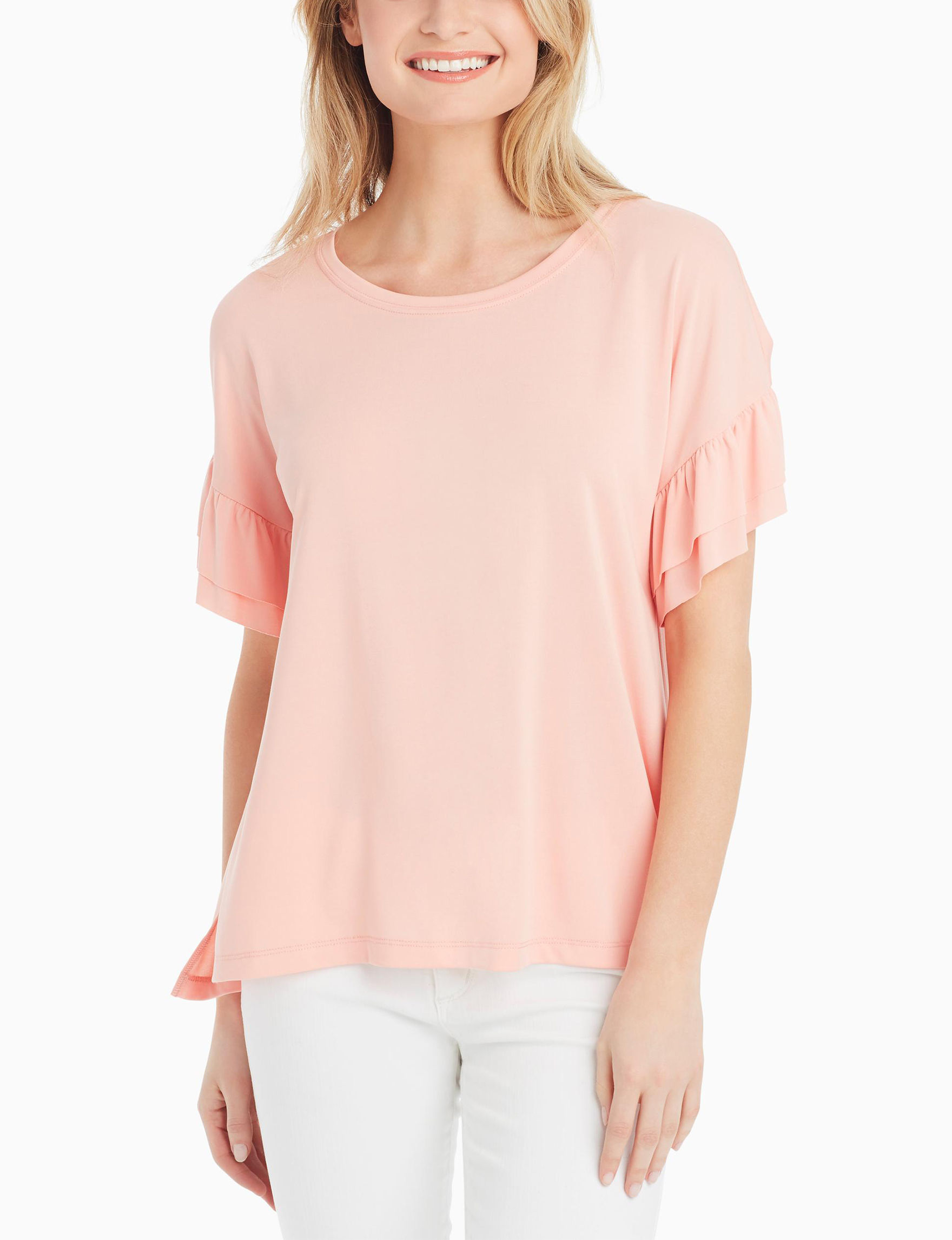 Jessica Simpson Pink Shirts & Blouses