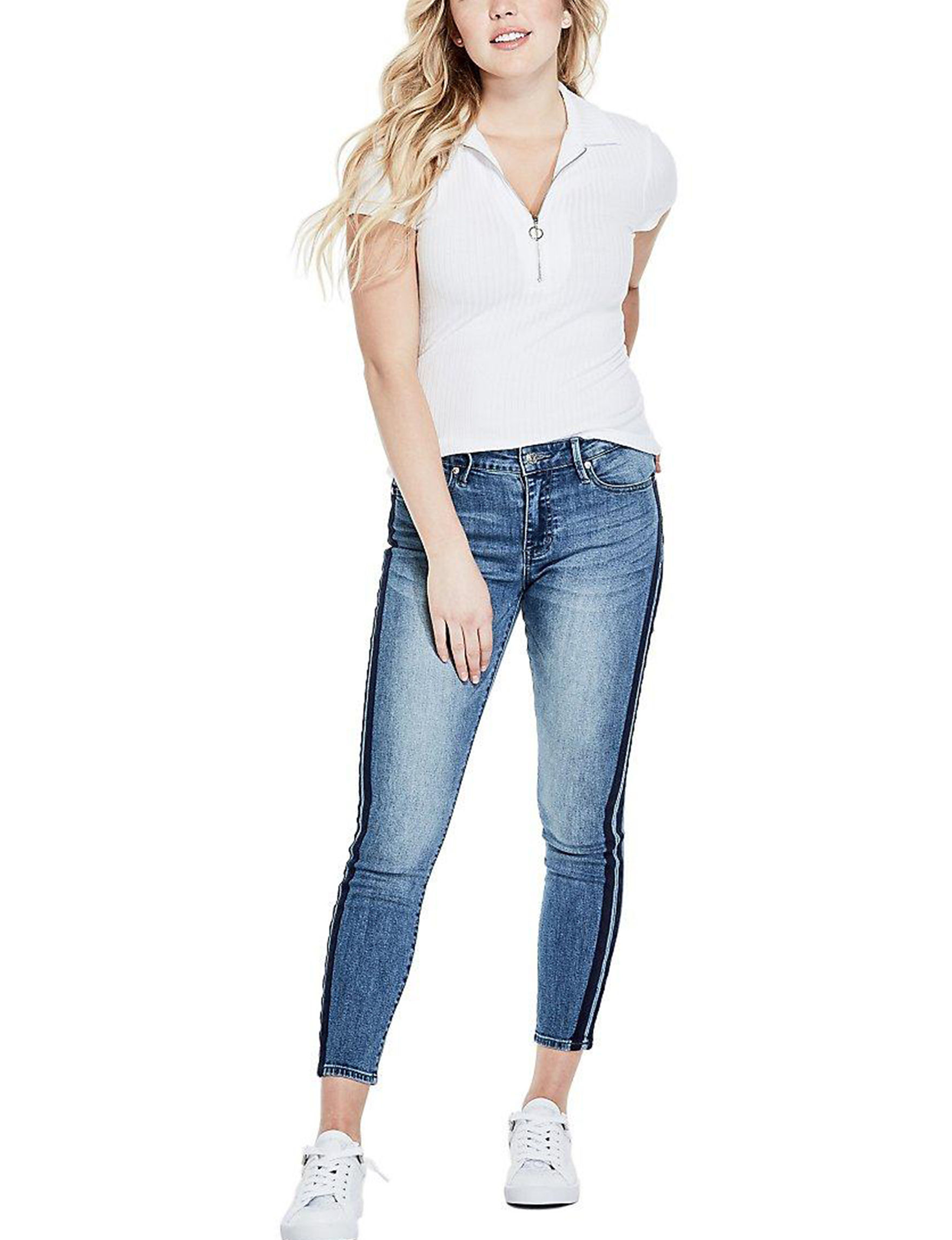 G by Guess Blue Skinny