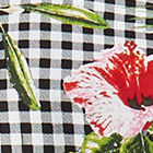 Gingham / Floral