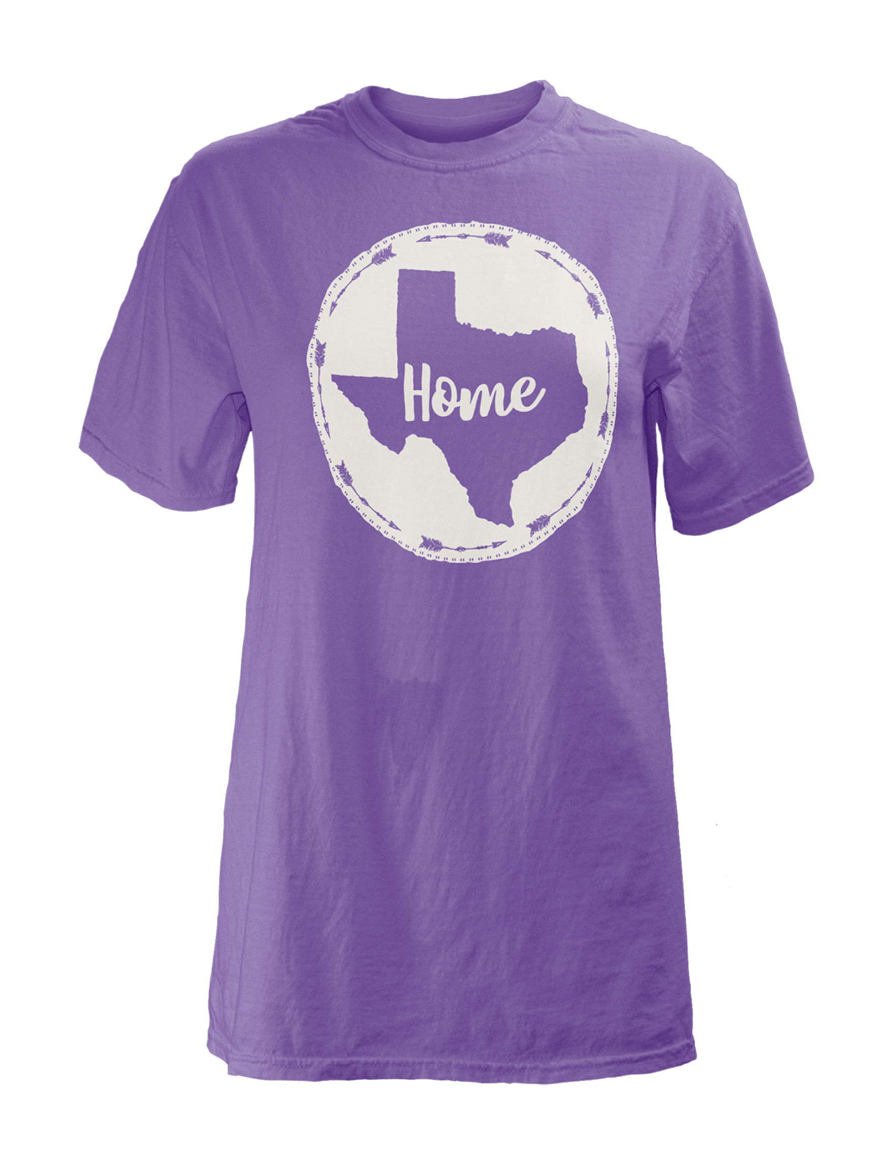 Press Box Purple Tees & Tanks
