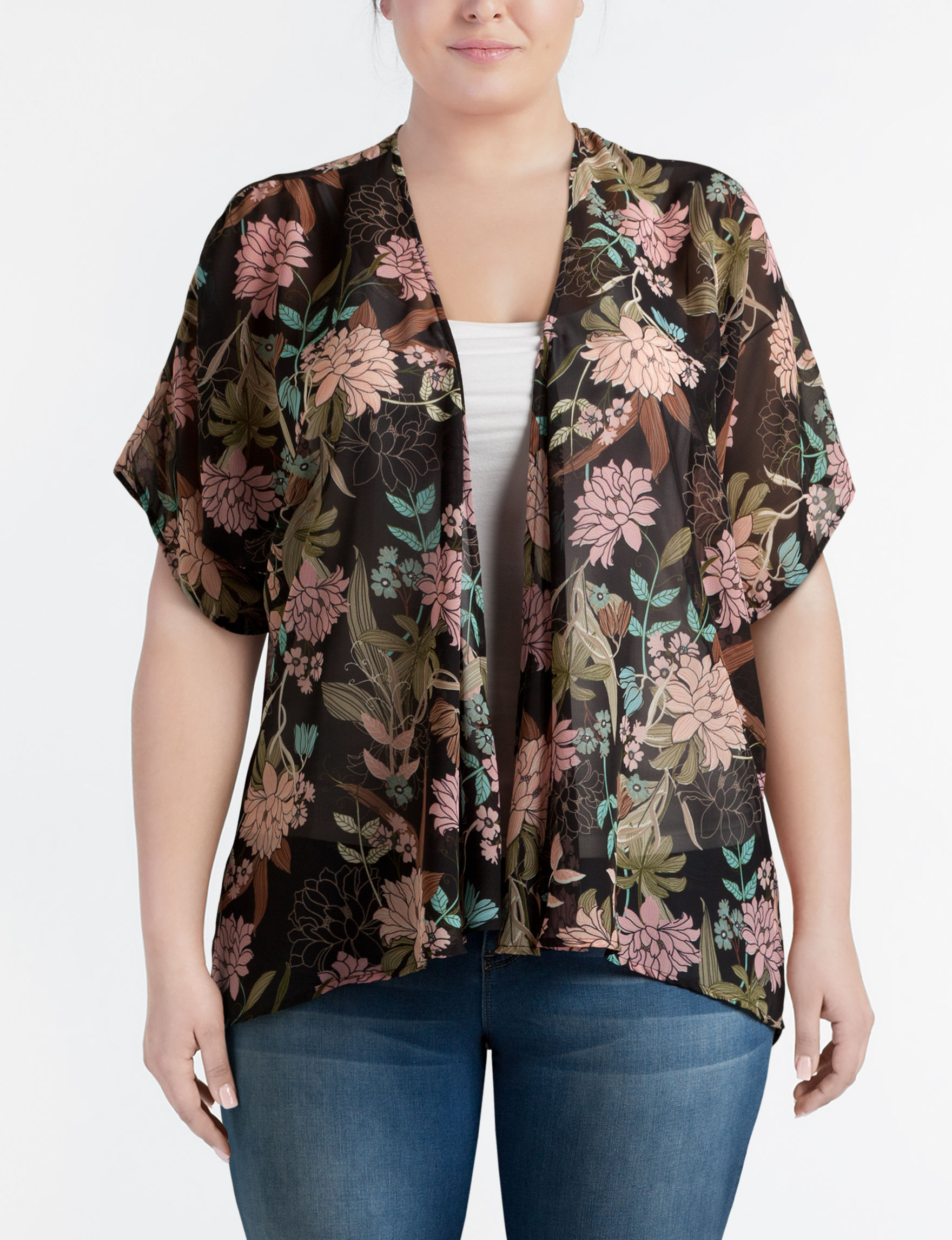 Liberty Love Black Floral