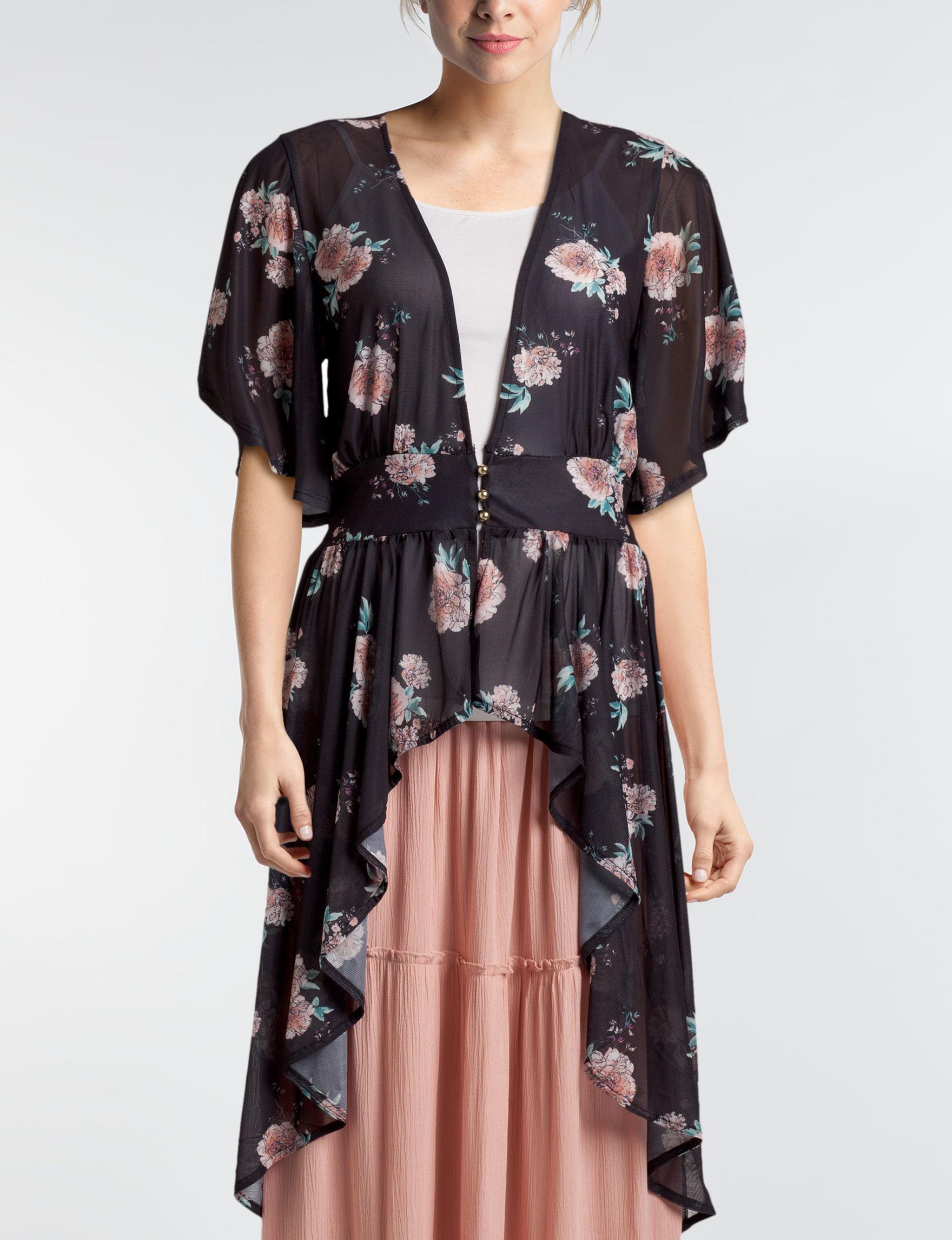 Liberty Love Black Floral