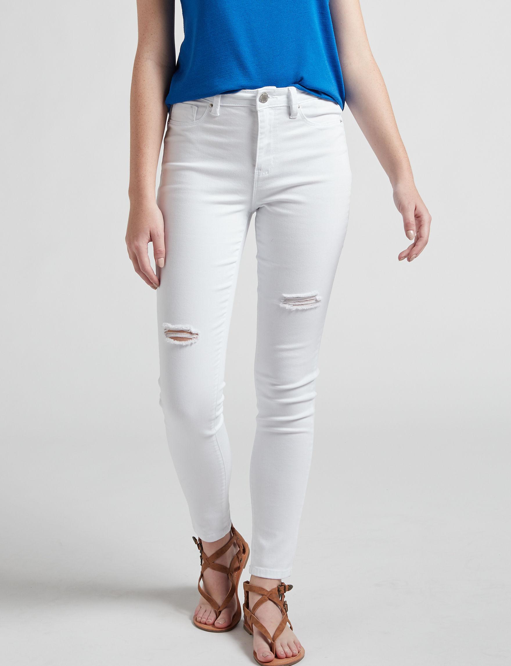 YMI White Shaping Skinny